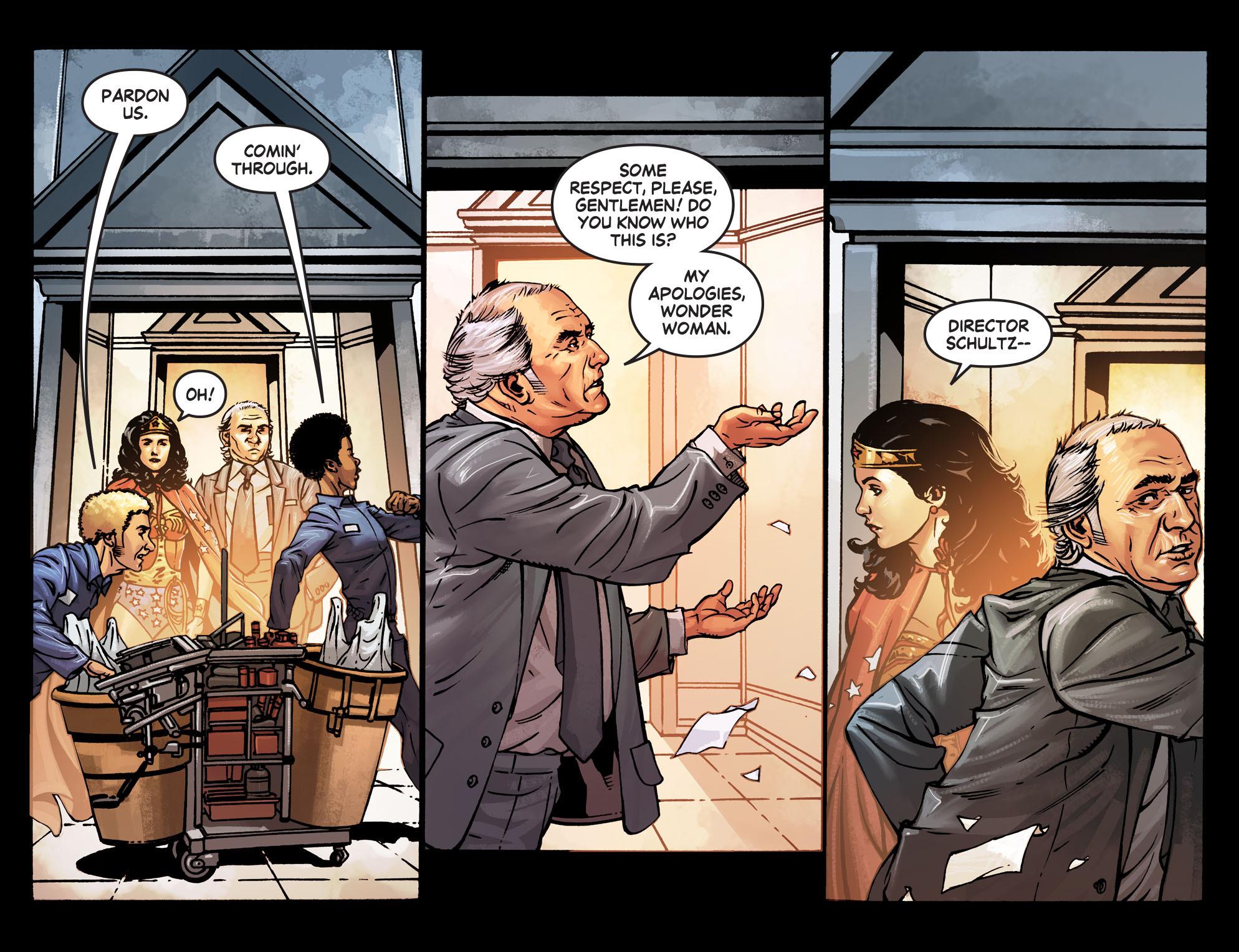 Read online Wonder Woman '77 [I] comic -  Issue #7 - 9