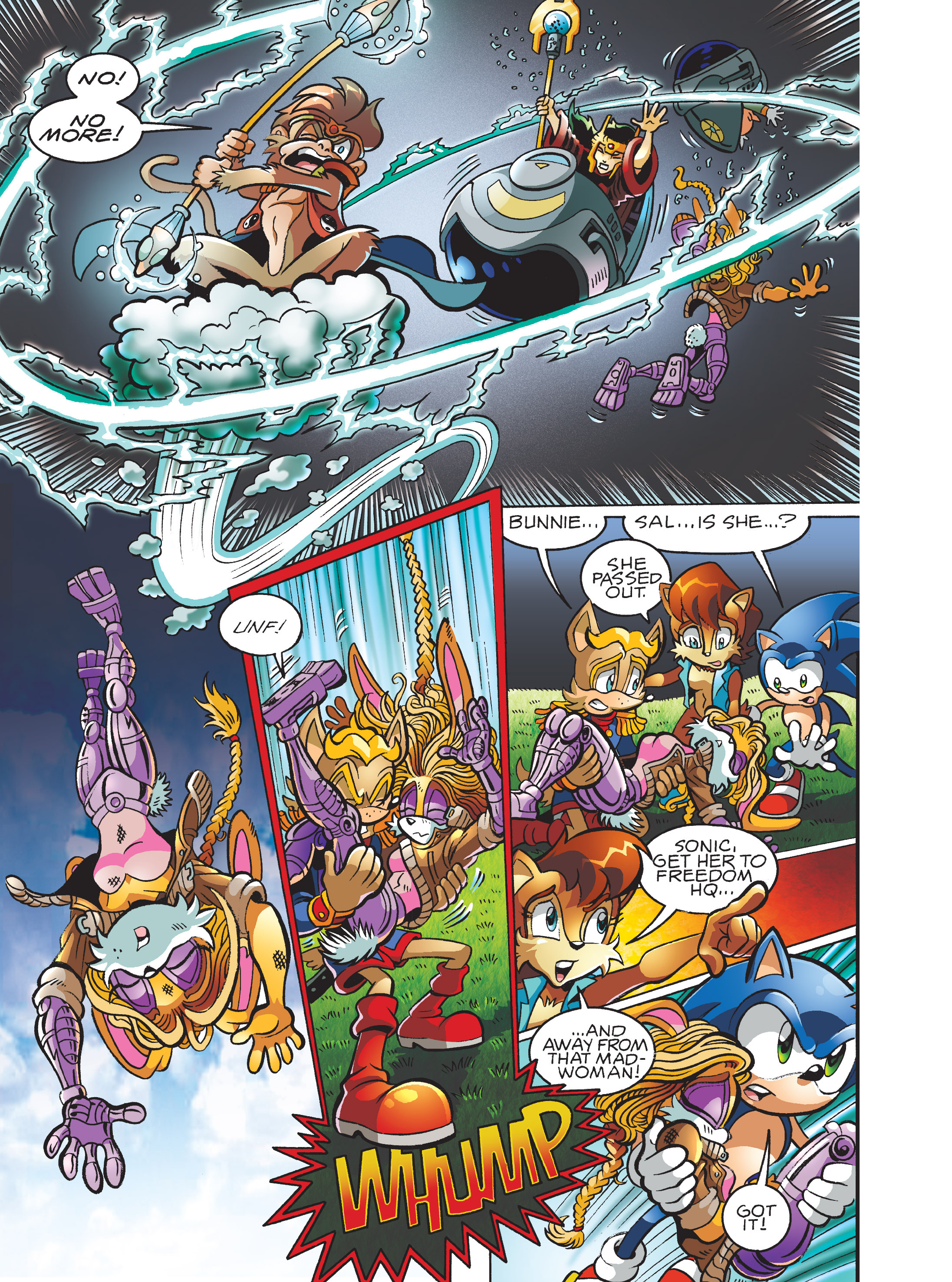 Read online Sonic Super Digest comic -  Issue #7 - 21