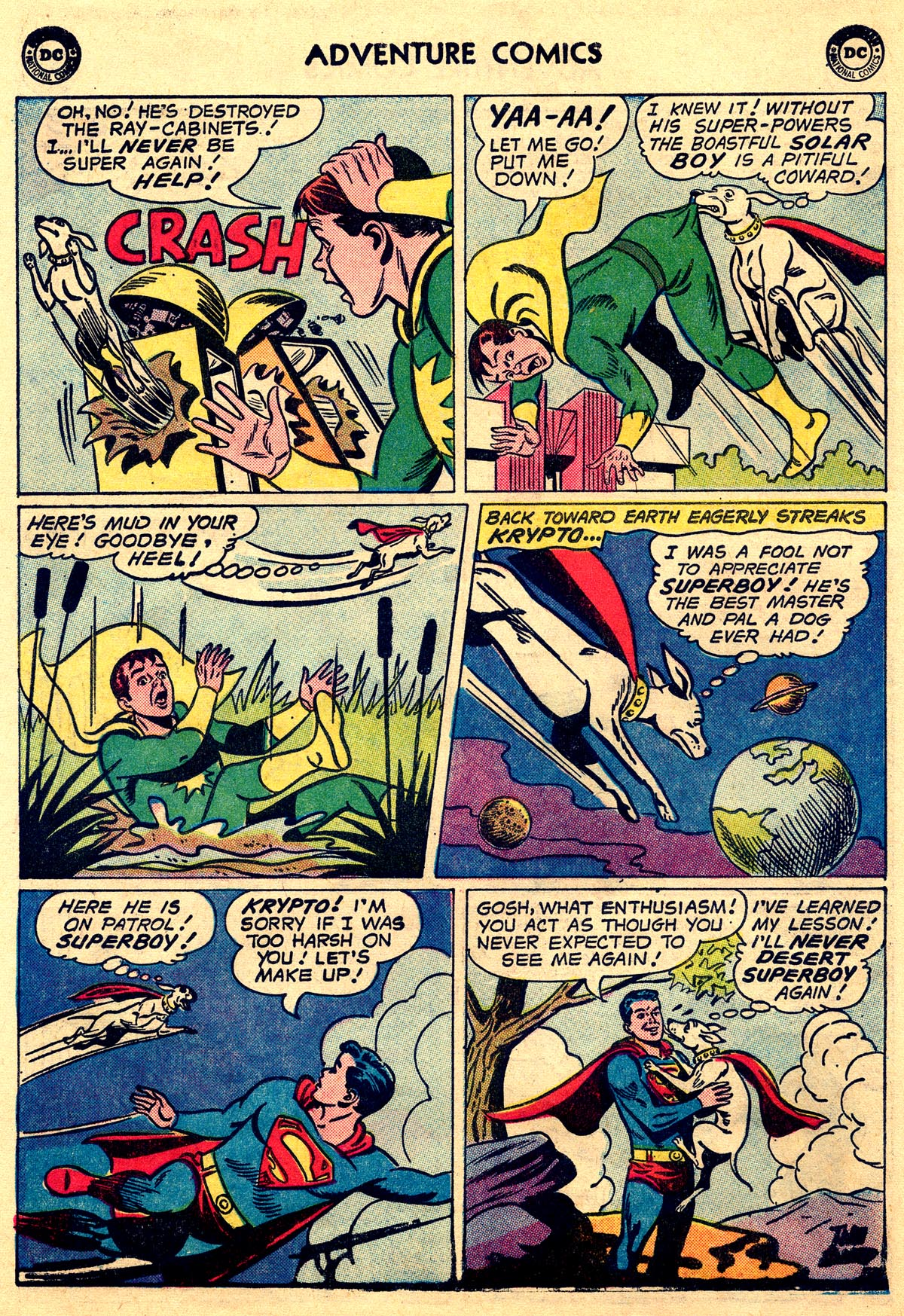 Read online Adventure Comics (1938) comic -  Issue #269 - 14