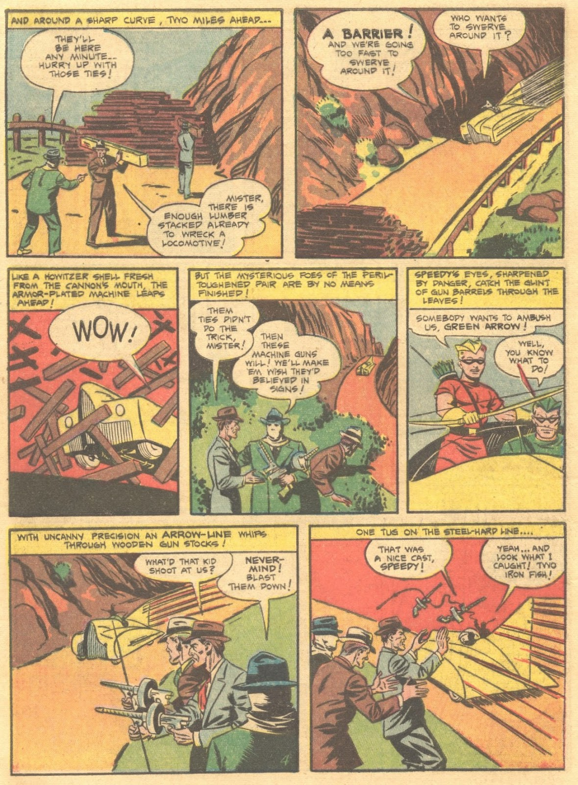 More Fun Comics issue 80 - Page 6