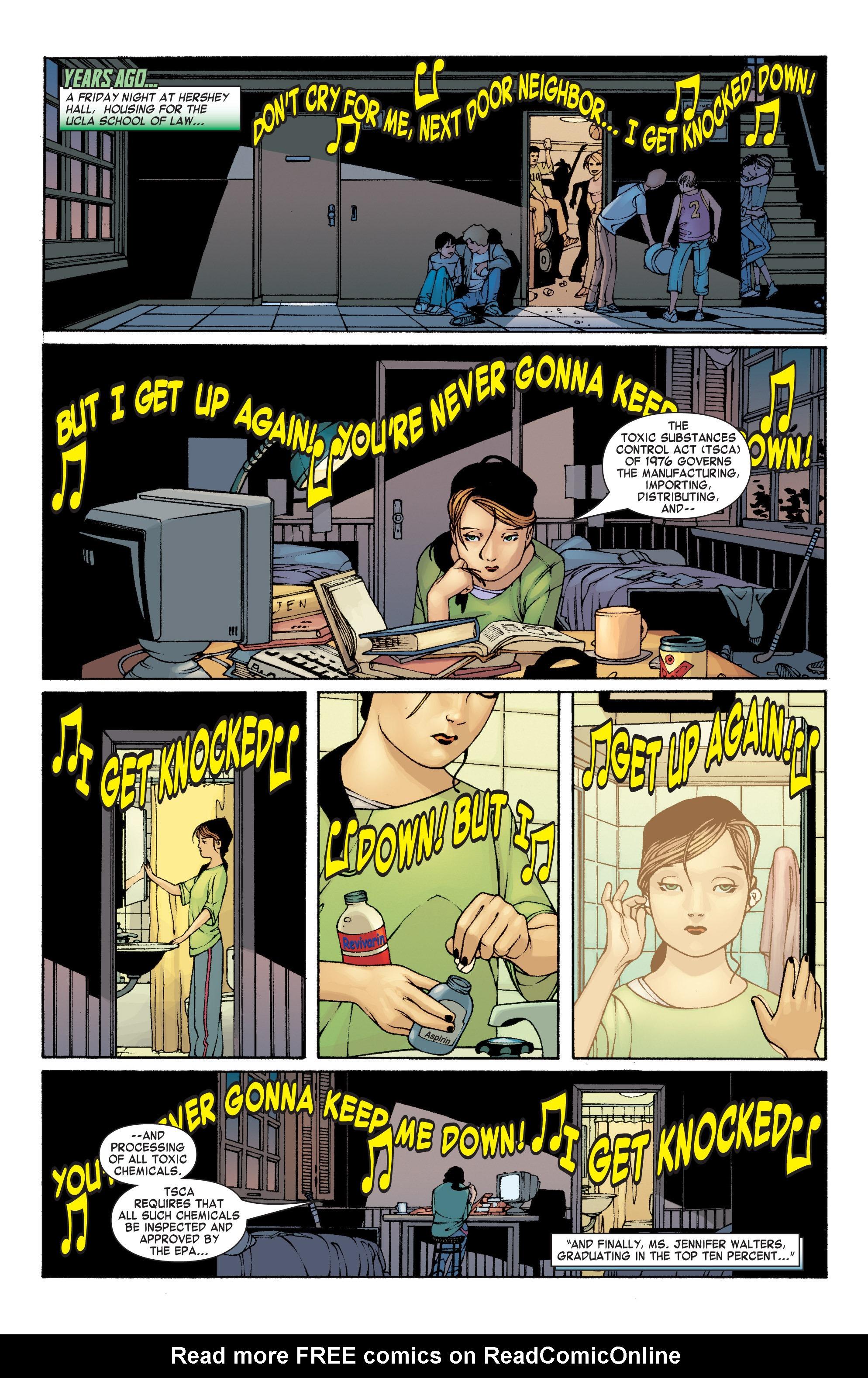 Read online She-Hulk (2004) comic -  Issue #1 - 2