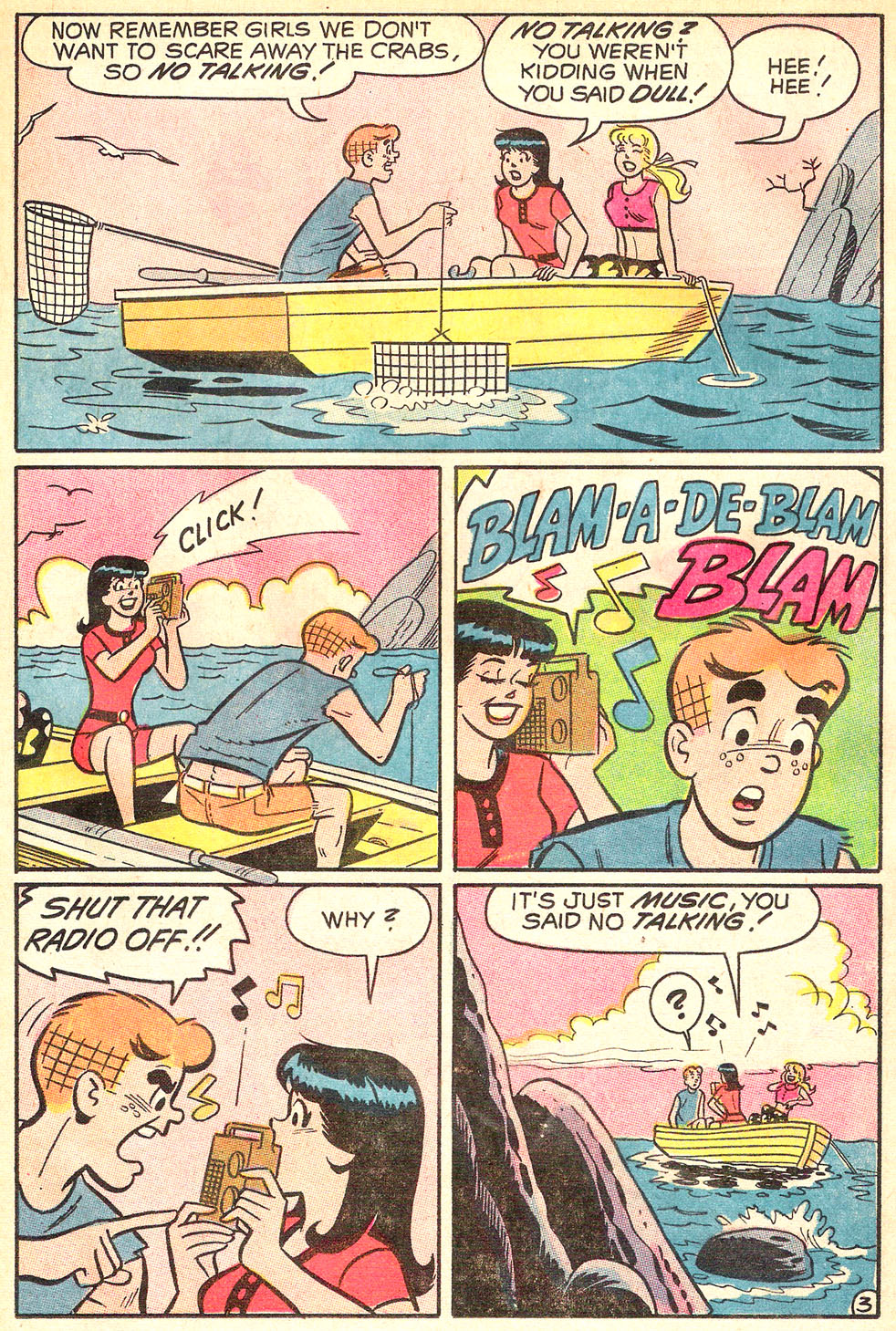 Read online Archie's Girls Betty and Veronica comic -  Issue #177 - 15