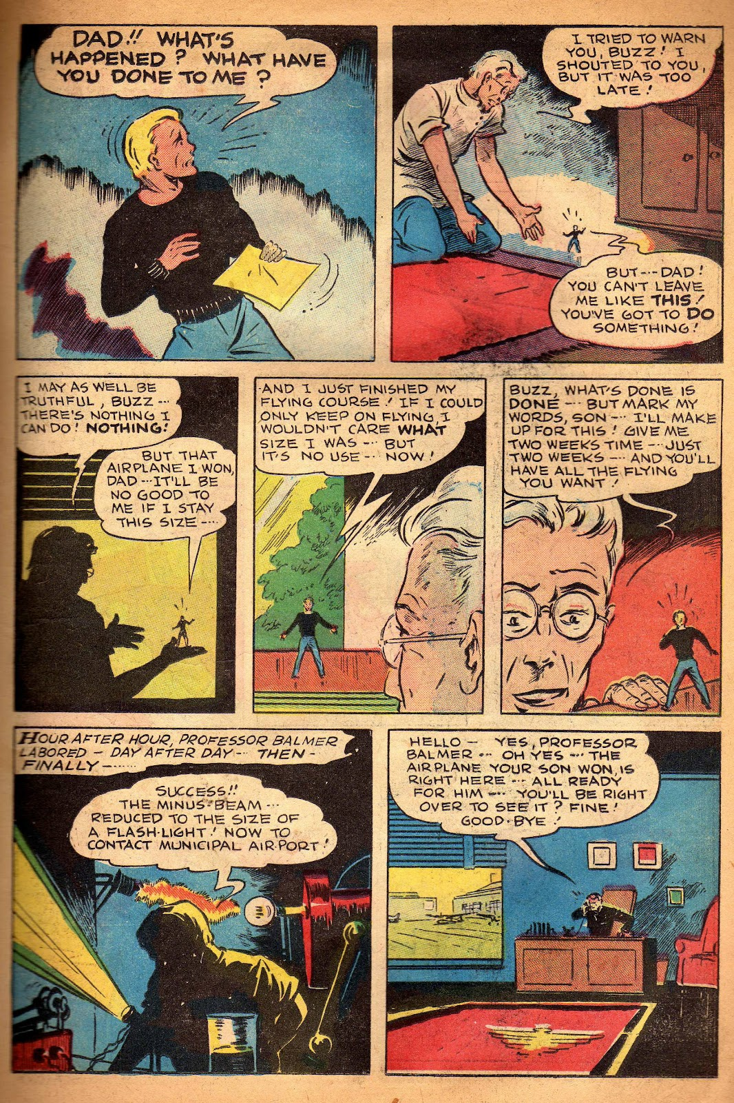 Bang-Up Comics issue 1 - Page 28