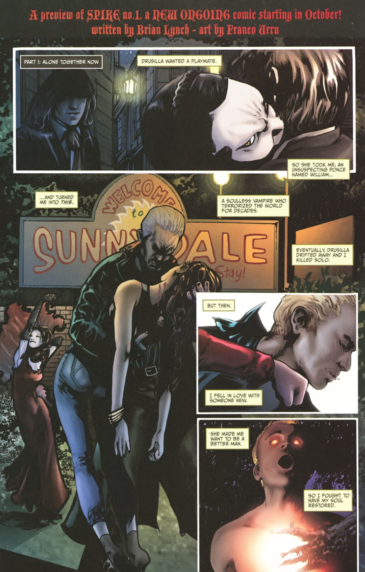 Read online Silent Hill: Past Life comic -  Issue #1 - 28