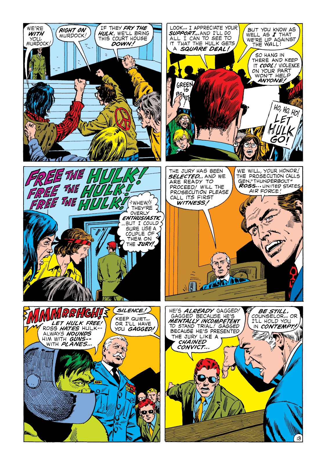 Read online Marvel Masterworks: The Incredible Hulk comic -  Issue # TPB 8 (Part 3) - 9