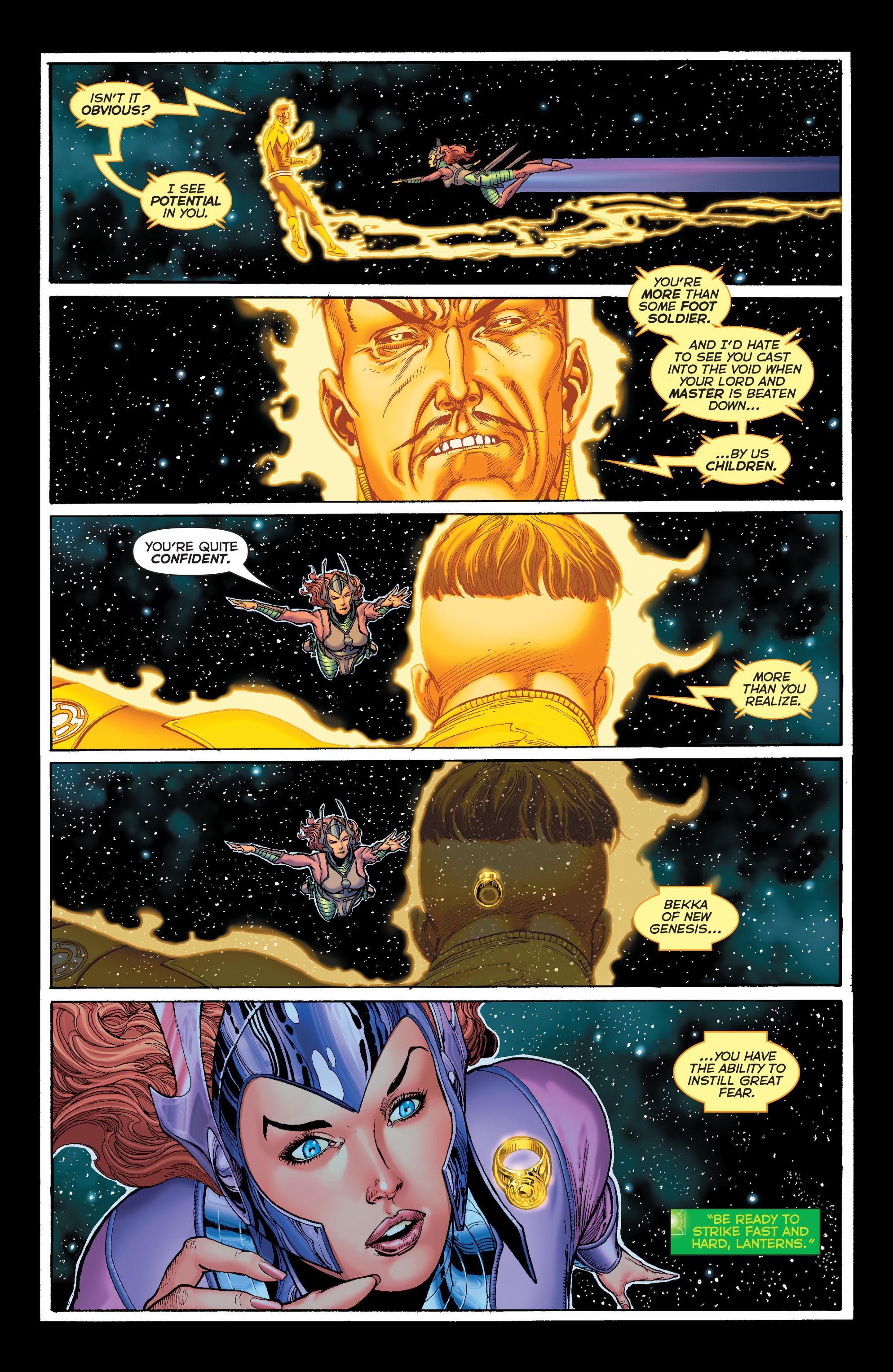 Read online Sinestro comic -  Issue #7 - 18
