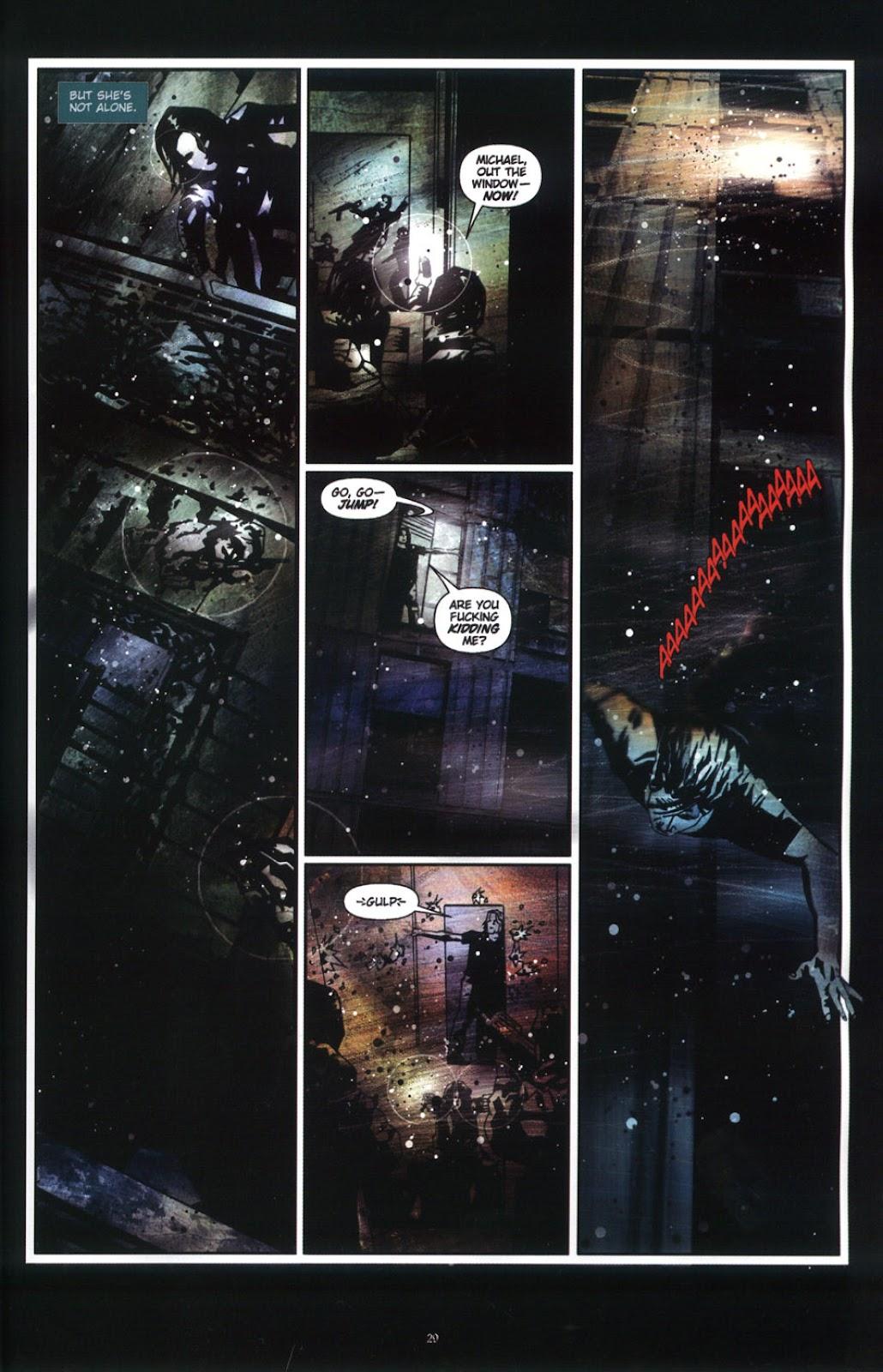 Read online Underworld (2003) comic -  Issue # Full - 31