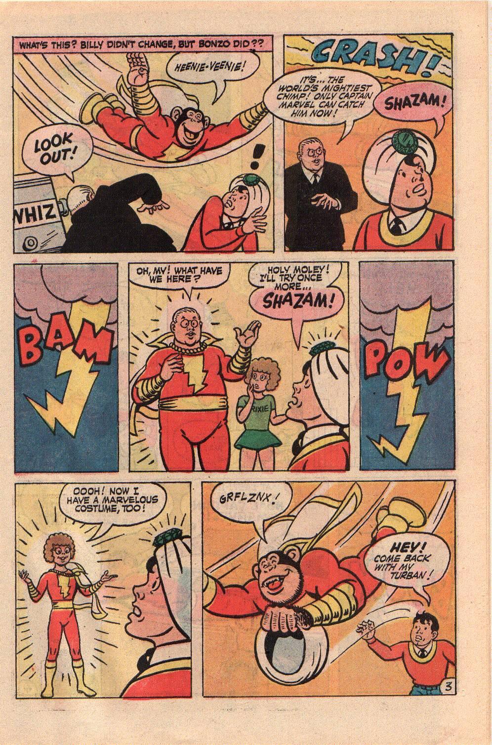 Read online Shazam! (1973) comic -  Issue #9 - 27
