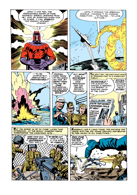 Uncanny X-Men (1963) -1 Page 12
