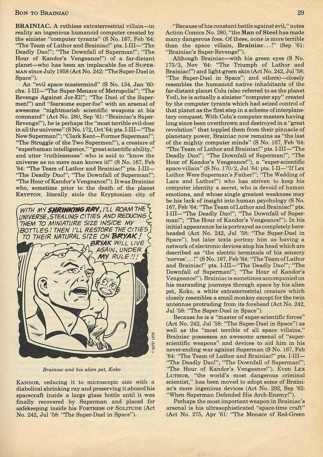 The Great Superman Book issue TPB (Part 1) - Page 47