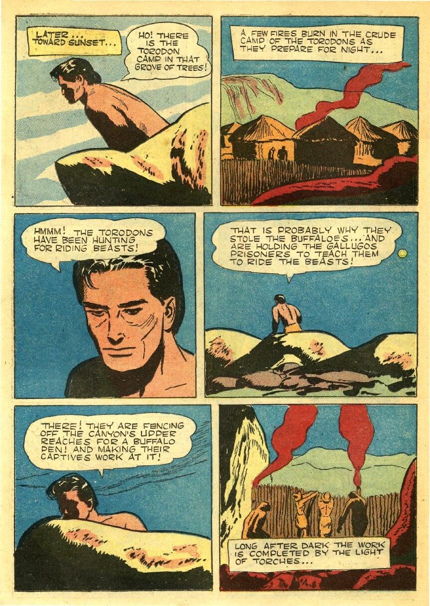 Tarzan (1948) issue 56 - Page 34