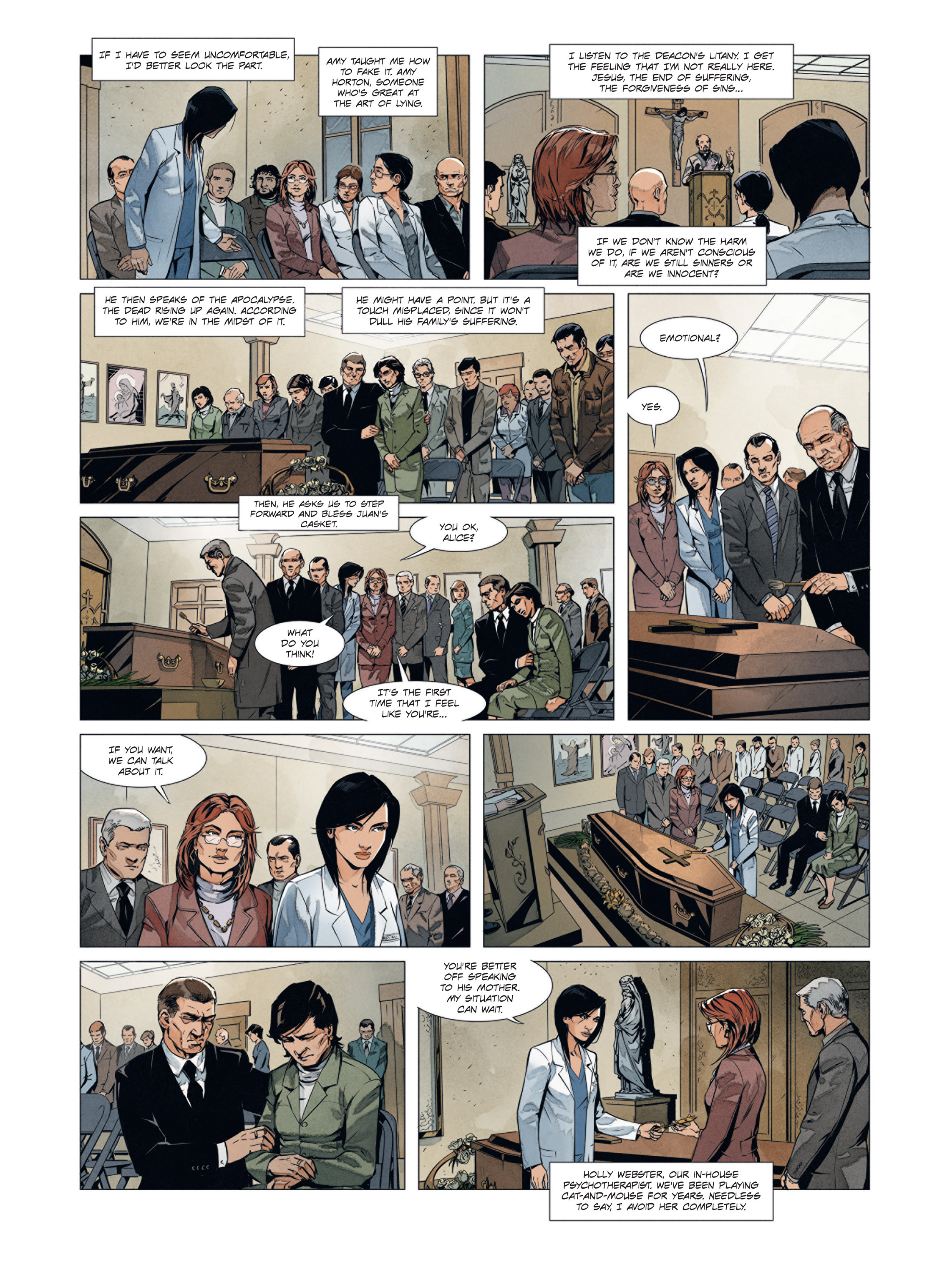 Read online Alice Matheson comic -  Issue #1 - 78