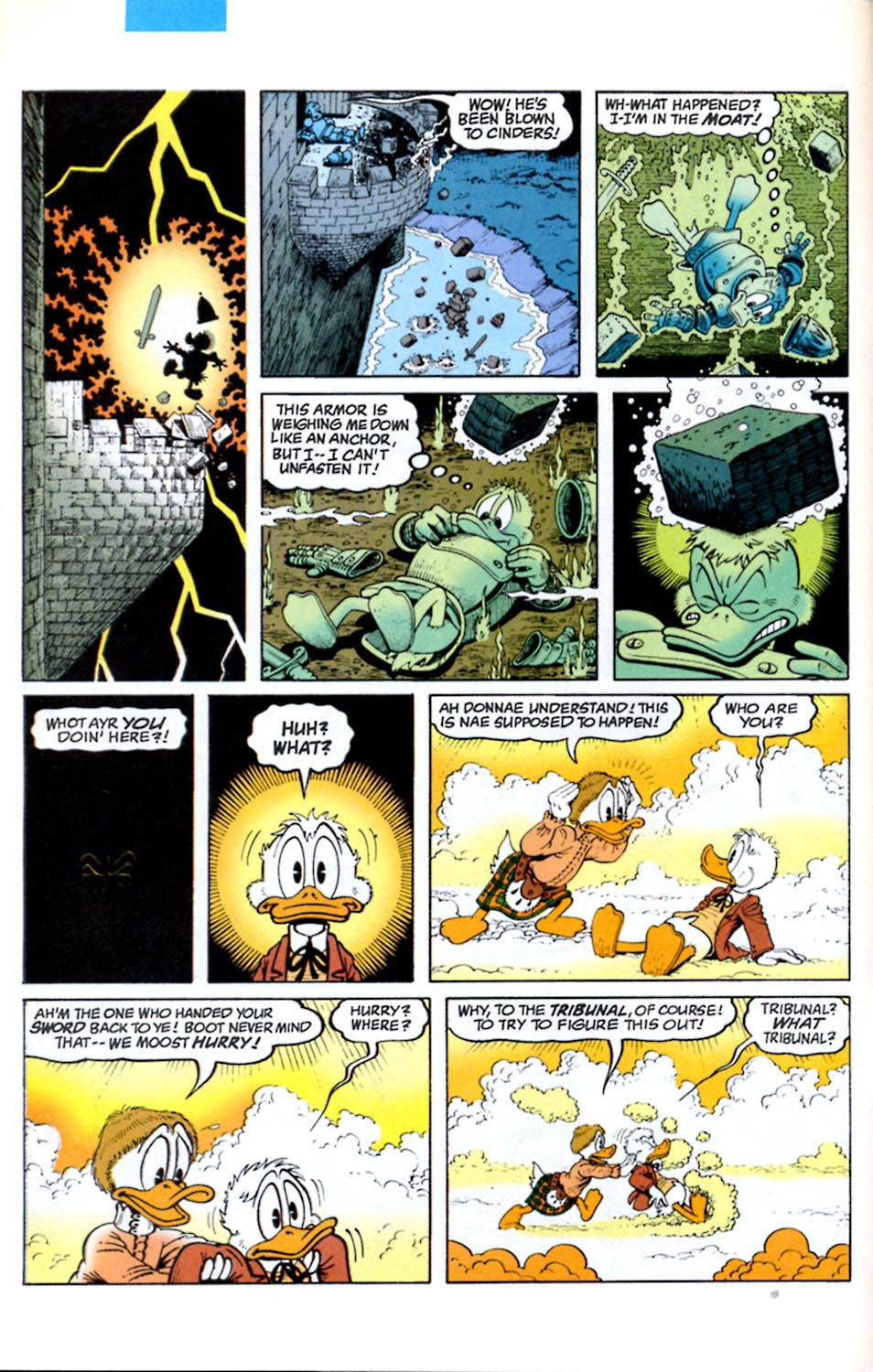 Read online Uncle Scrooge (1953) comic -  Issue #289 - 10