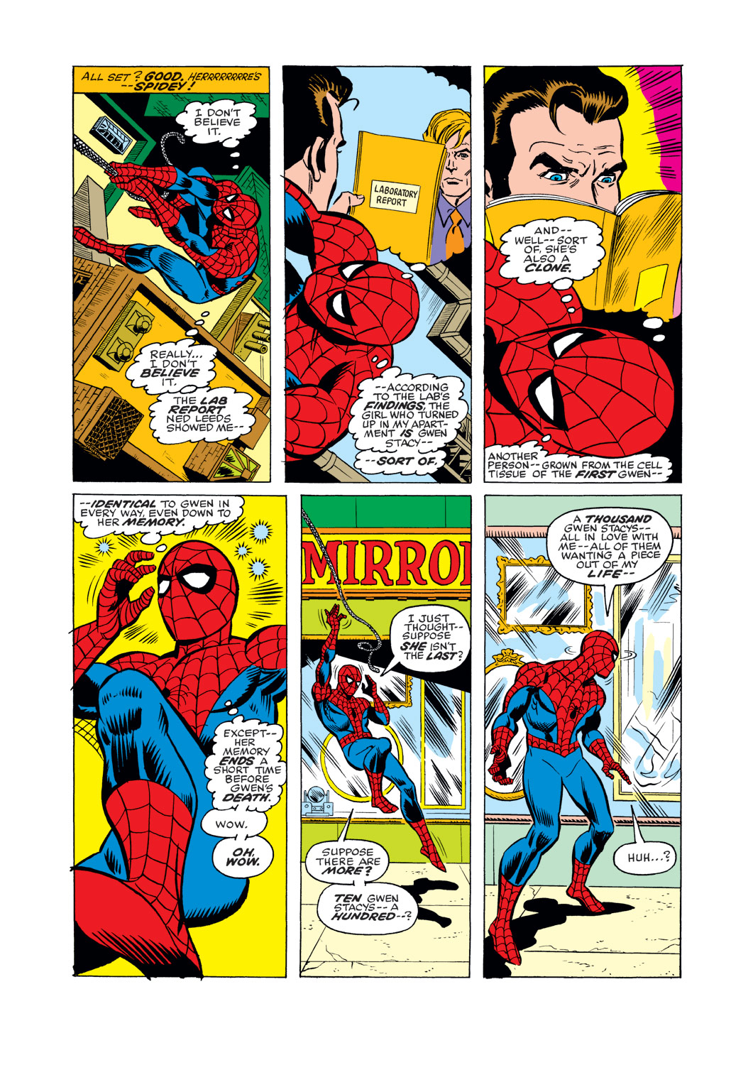The Amazing Spider-Man (1963) 147 Page 7