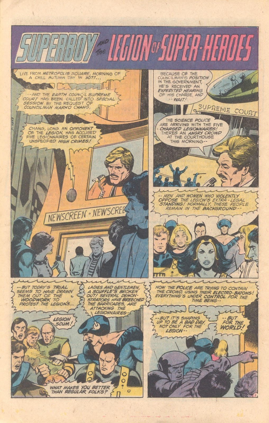Superboy (1949) issue 235 - Page 22