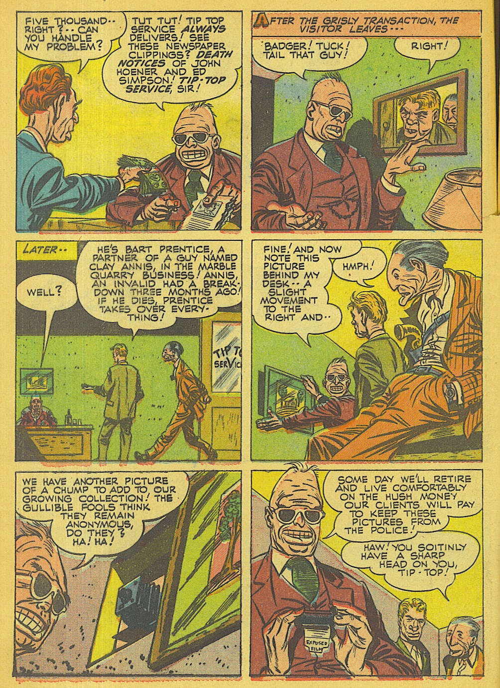 Green Hornet Comics issue 32 - Page 5