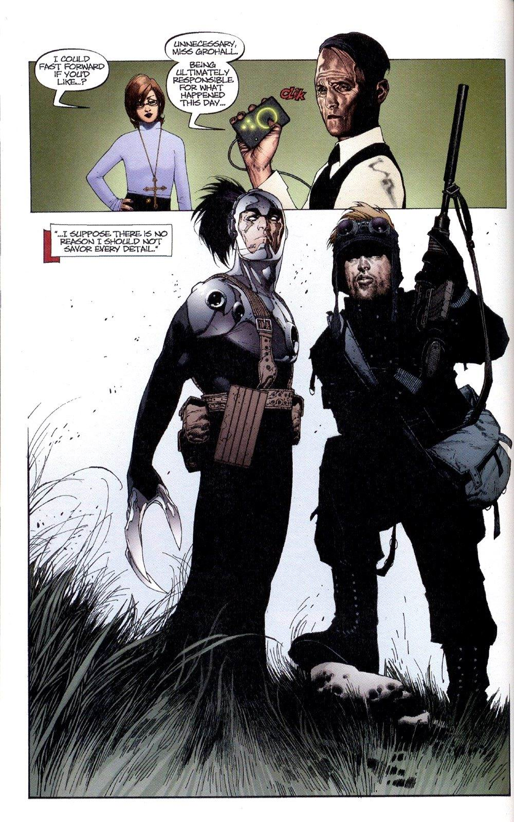 Wildcats (1999) Issue #4 #5 - English 10