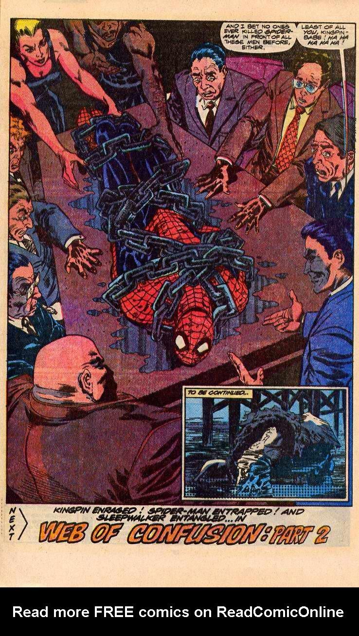 Read online Sleepwalker comic -  Issue #5 - 23