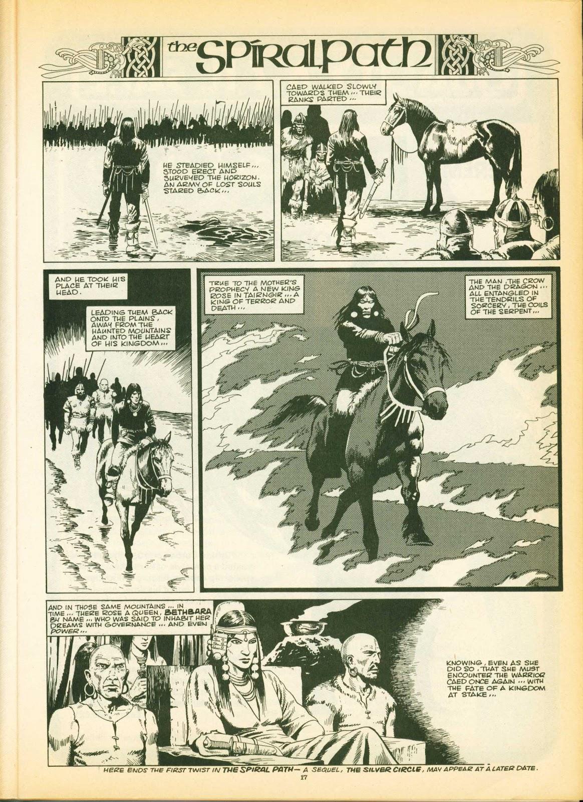 Warrior Issue #12 #13 - English 17