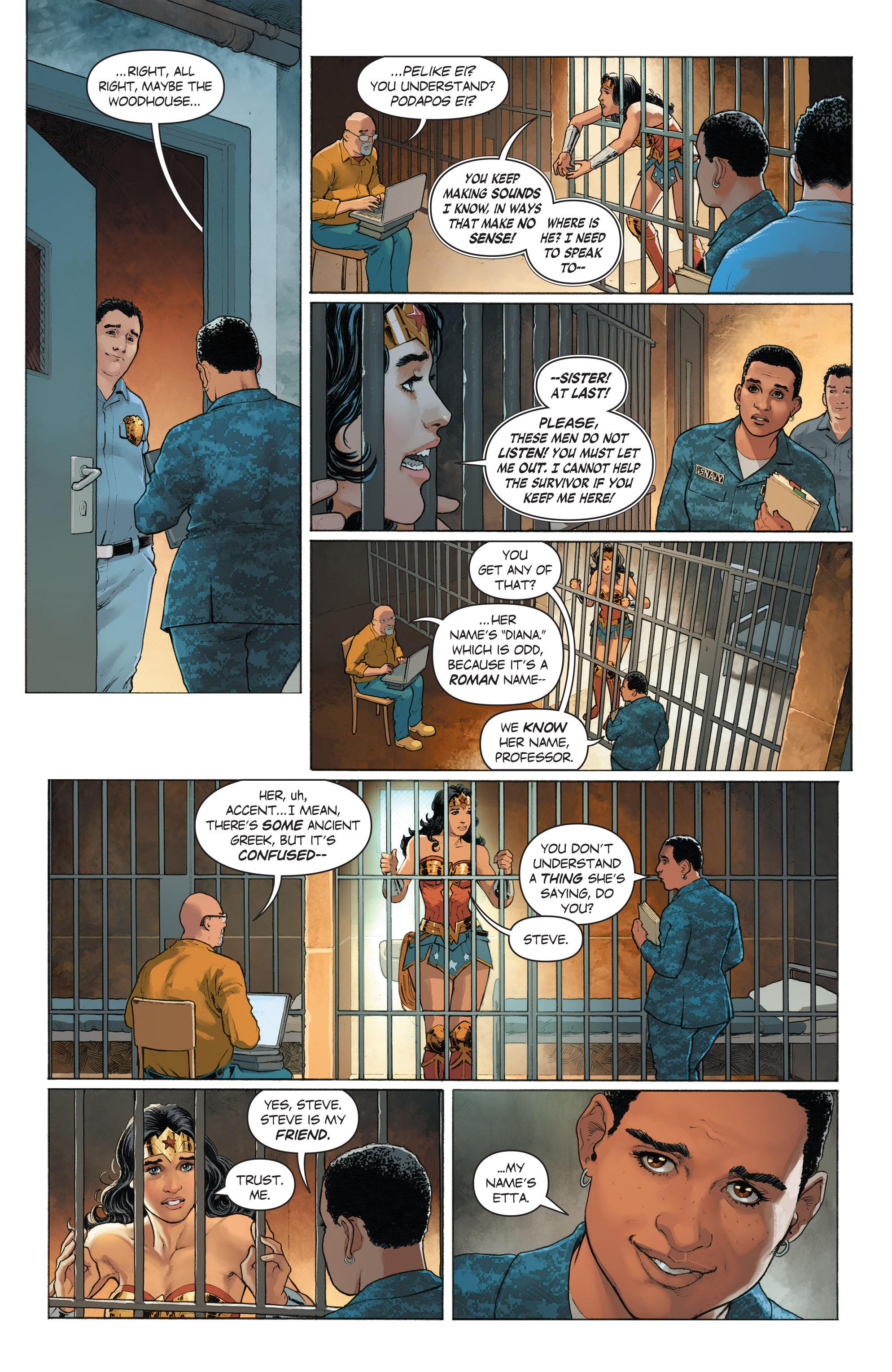 Read online Wonder Woman (2016) comic -  Issue #6 - 13