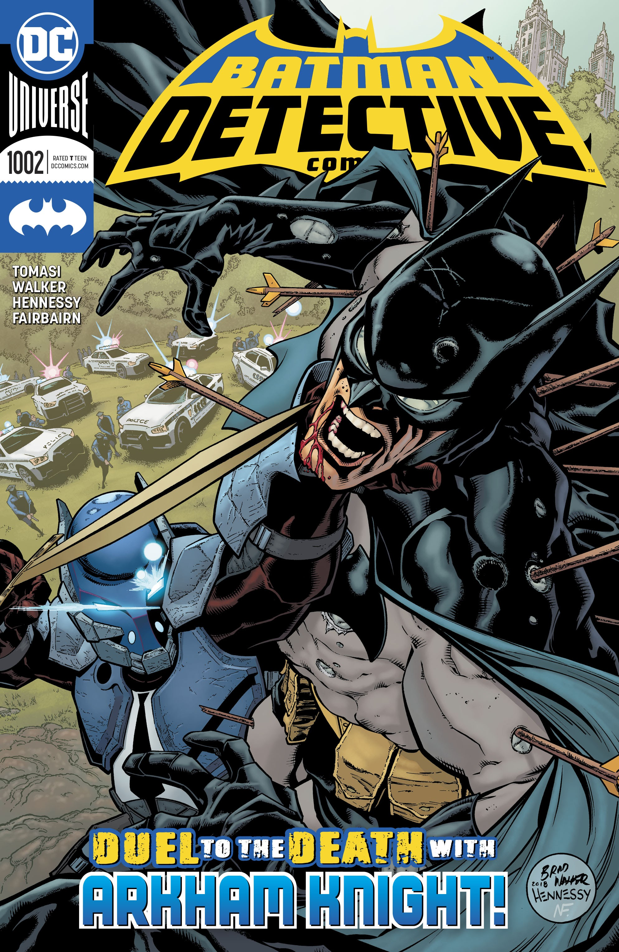 Detective Comics (2016) 1002 Page 1