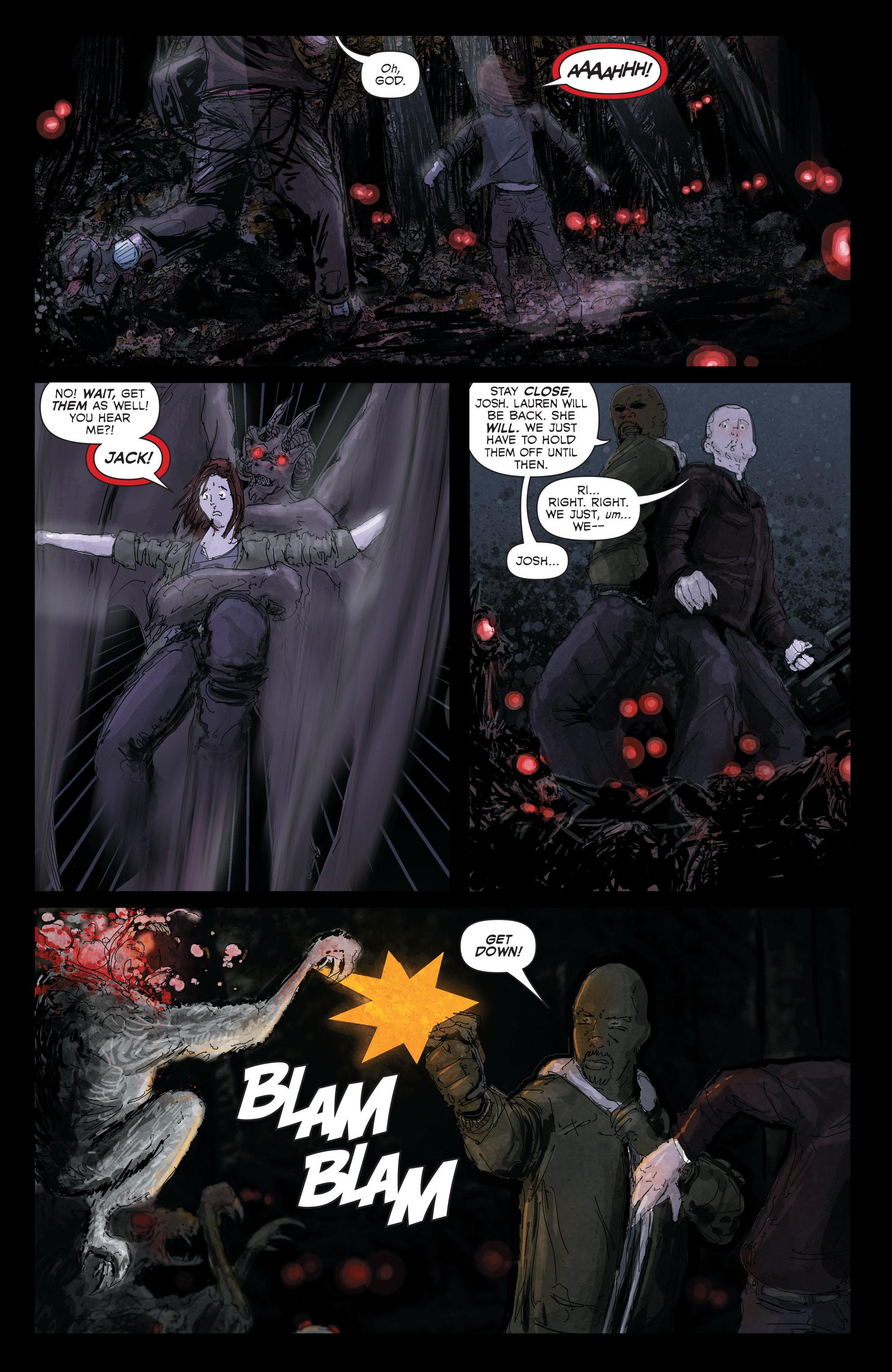 Read online Hoax Hunters (2012) comic -  Issue # TPB 3 - 69