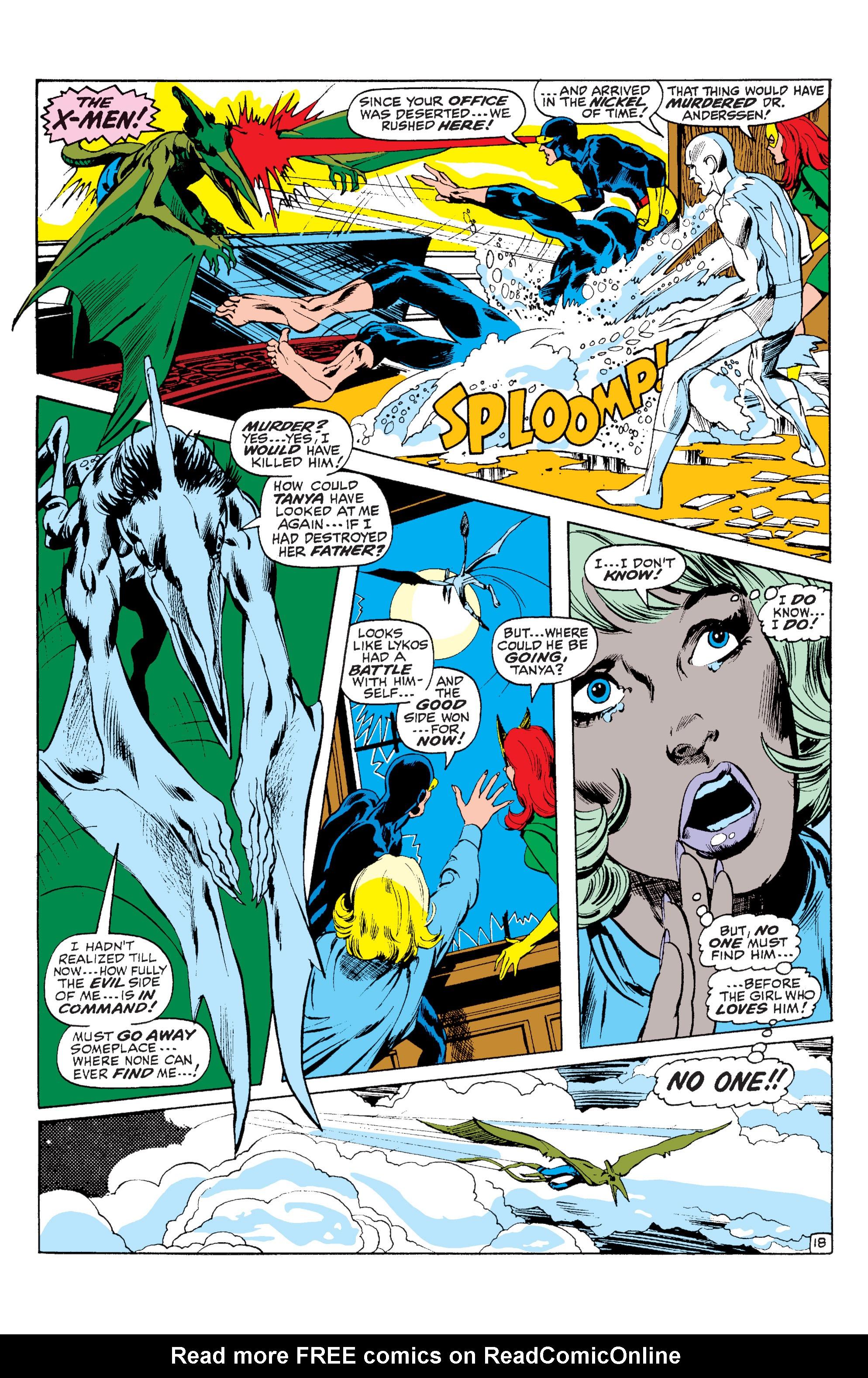 Uncanny X-Men (1963) 61 Page 16