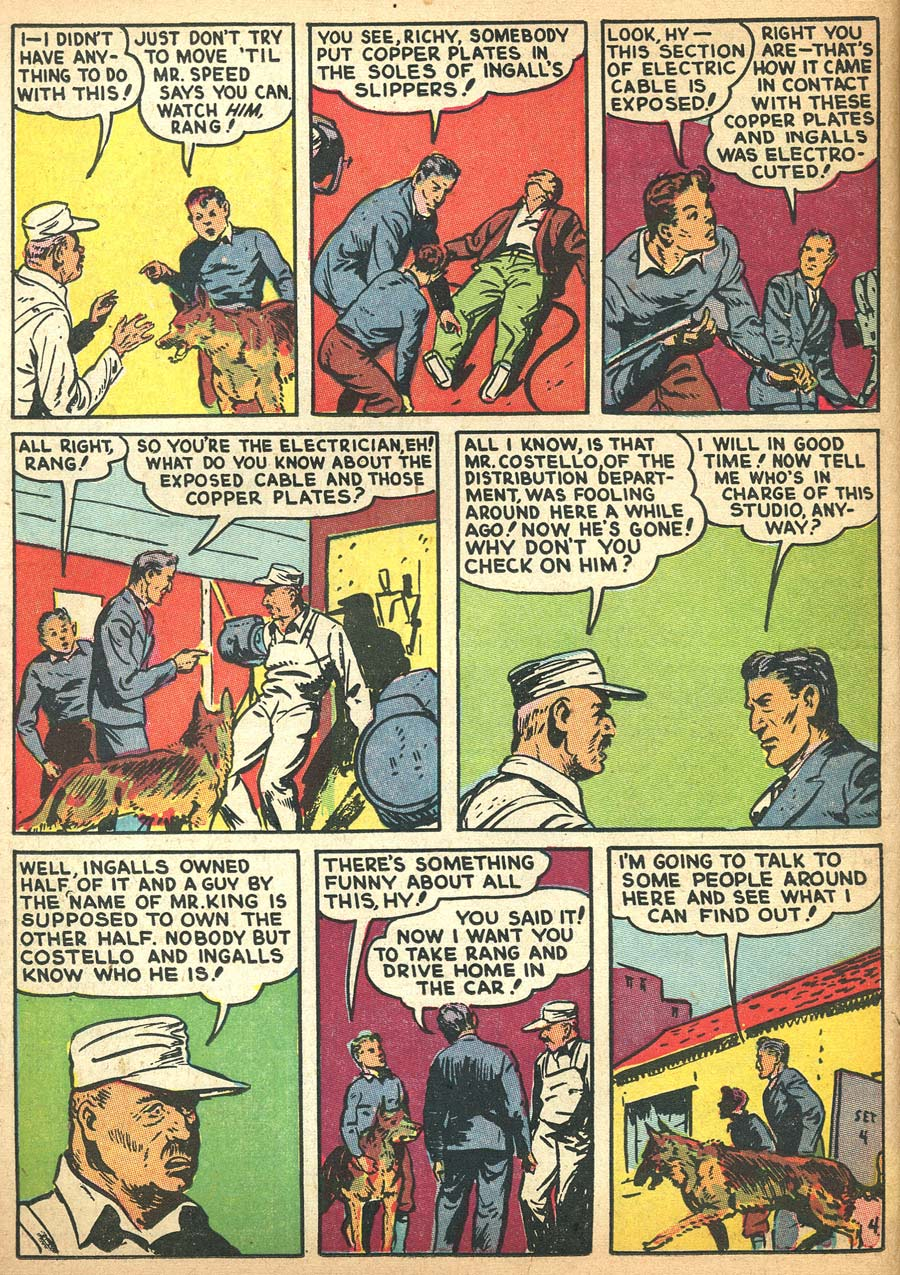 Blue Ribbon Comics (1939) issue 8 - Page 6