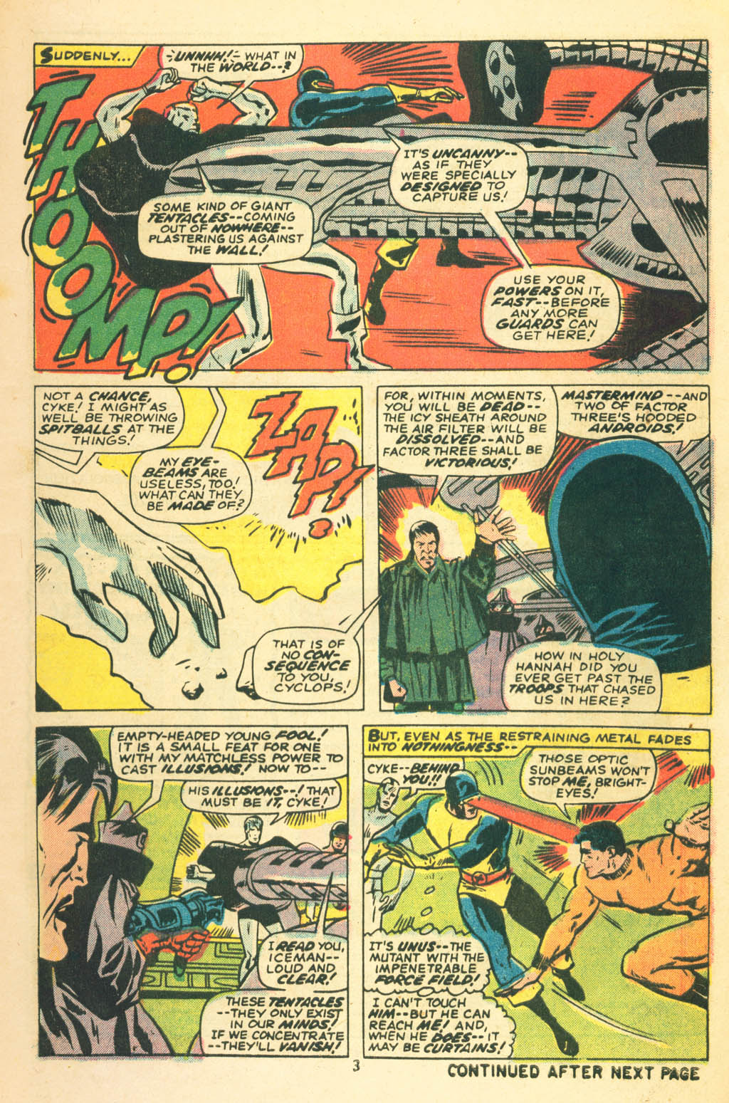 Read online Uncanny X-Men (1963) comic -  Issue #87 - 5