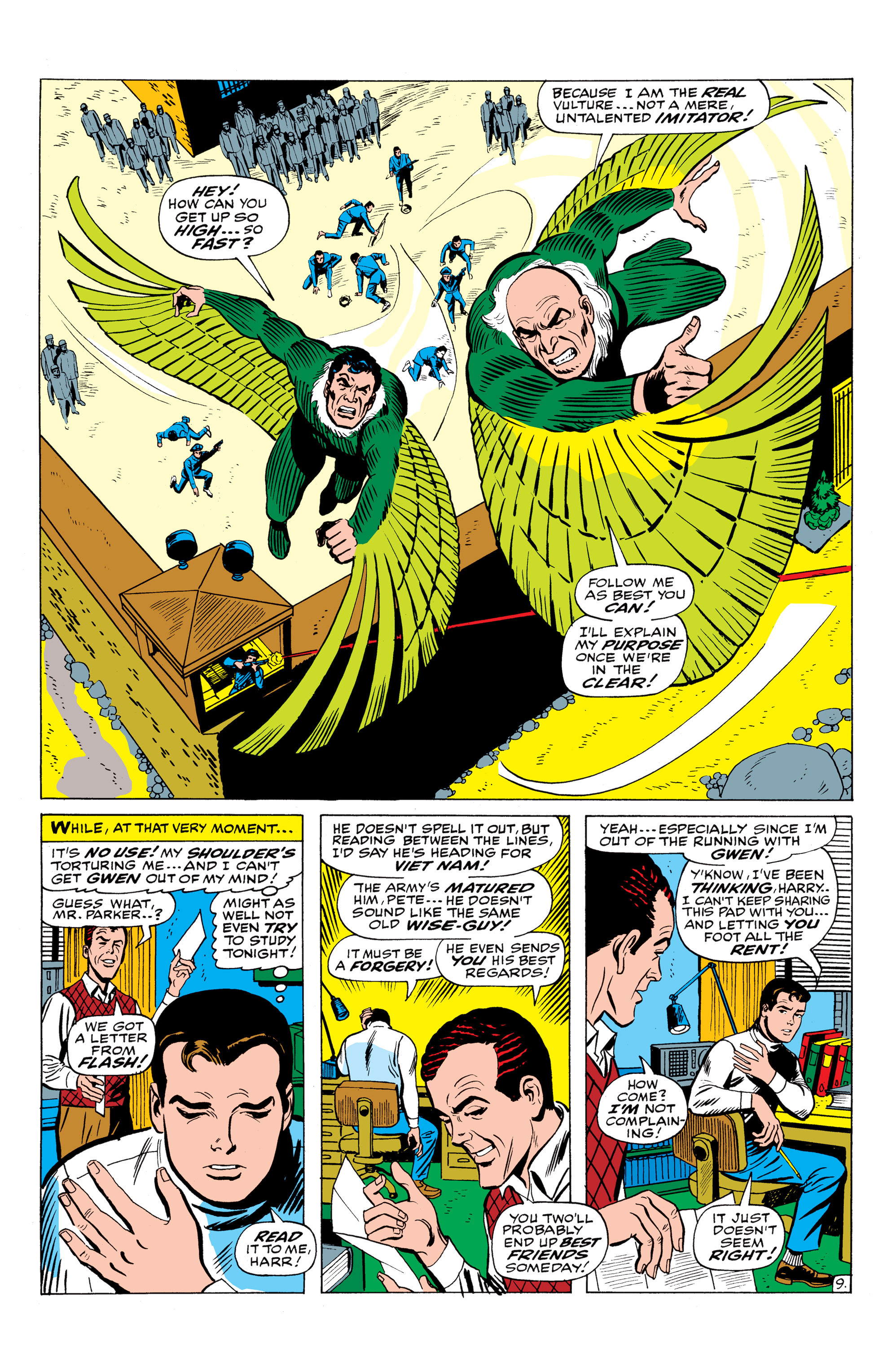 The Amazing Spider-Man (1963) 63 Page 9