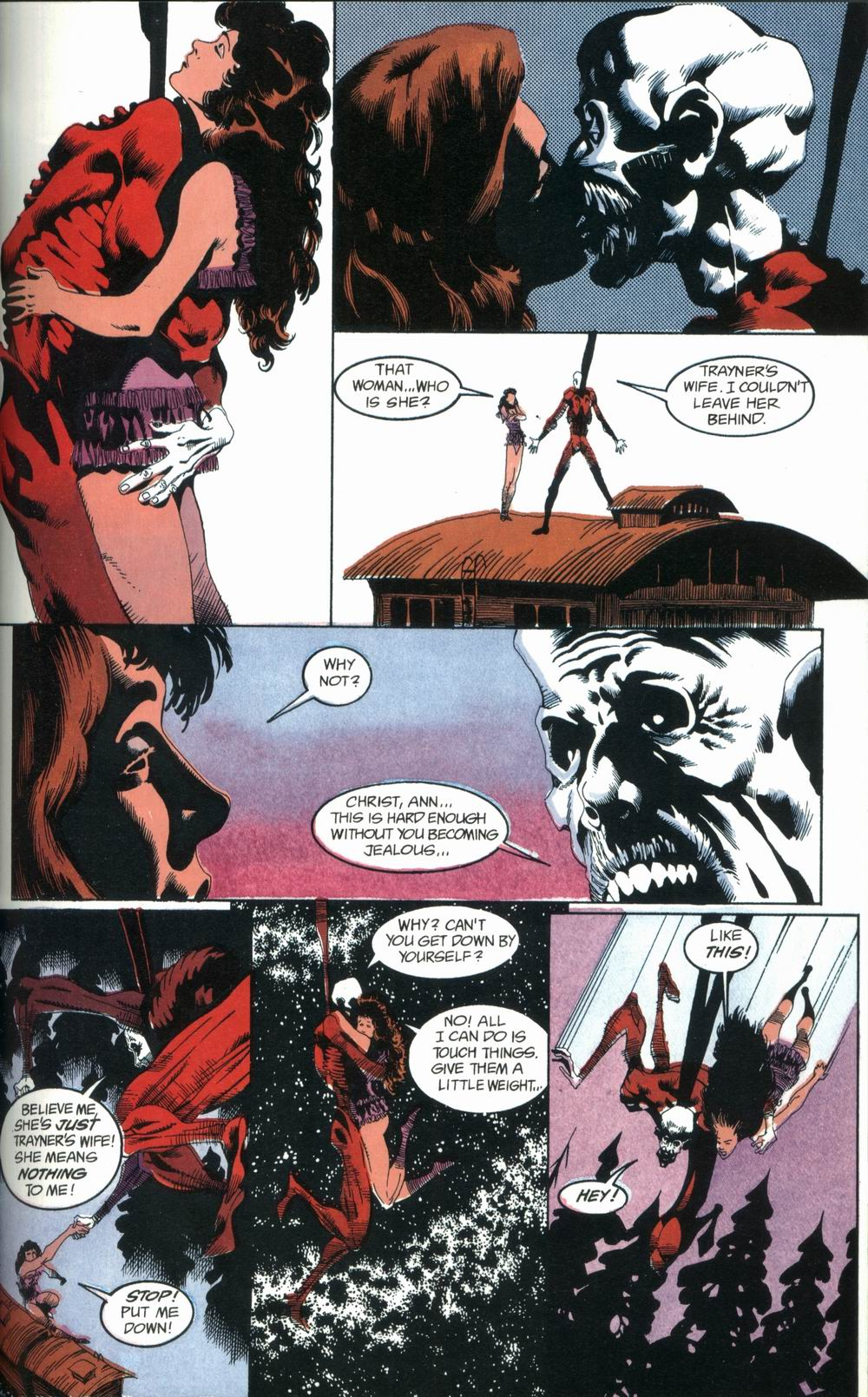 Read online Deadman: Love After Death comic -  Issue #2 - 25