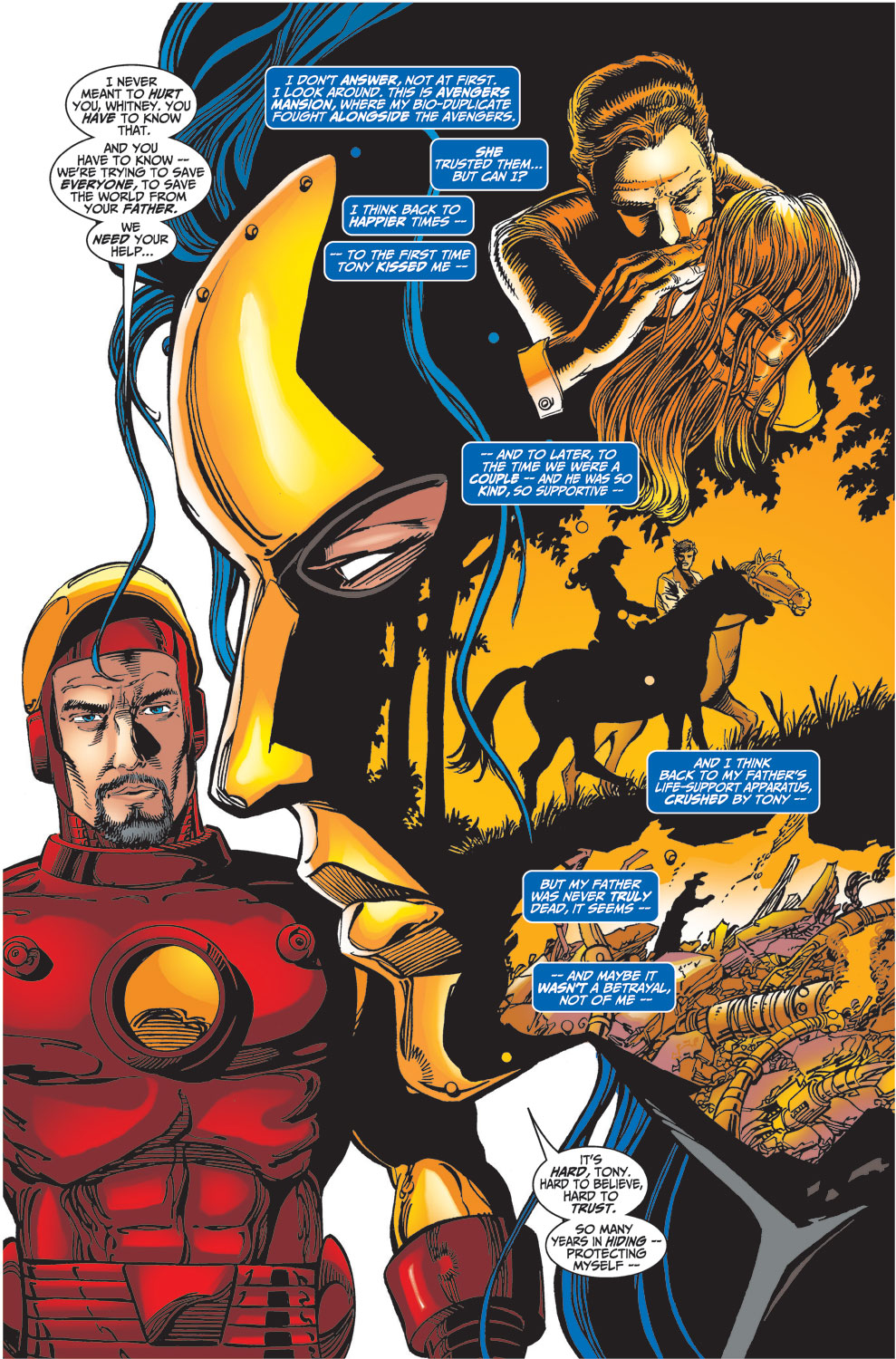 Read online Avengers (1998) comic -  Issue #33 - 19