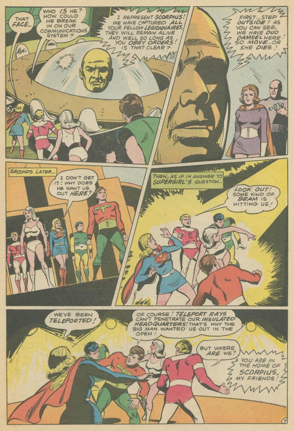 Read online Adventure Comics (1938) comic -  Issue #374 - 10