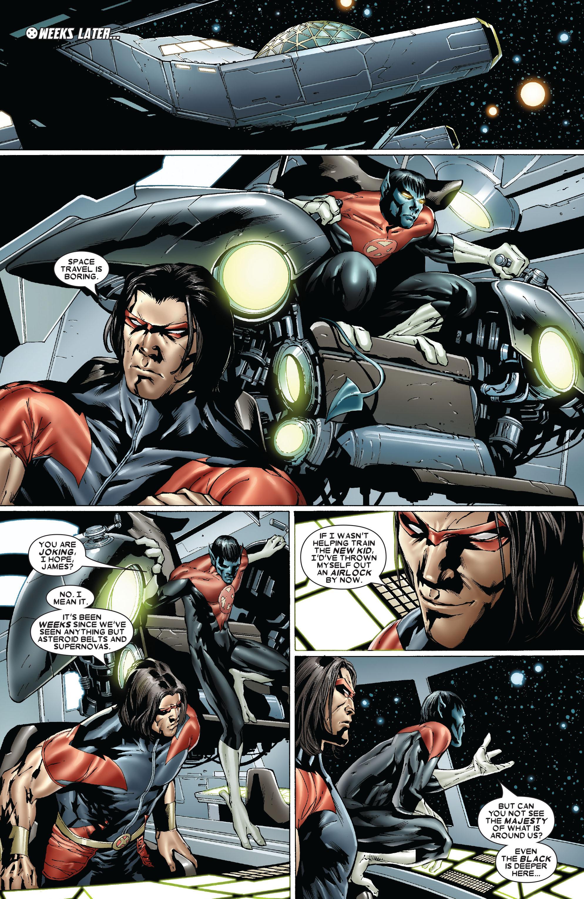 Read online Uncanny X-Men (1963) comic -  Issue #479 - 5