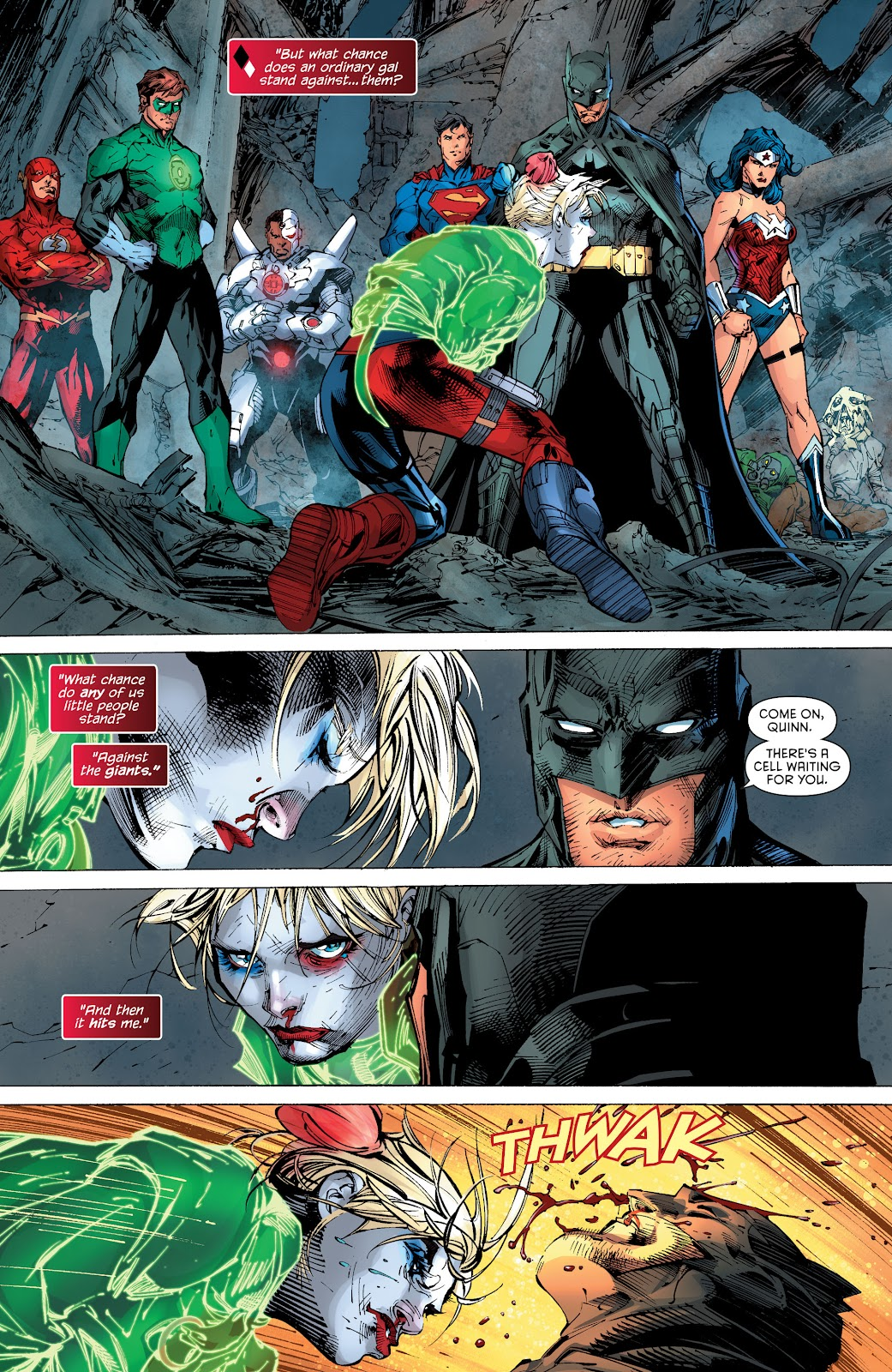 Read online Harley Quinn & the Suicide Squad Special Edition comic -  Issue # Full - 29
