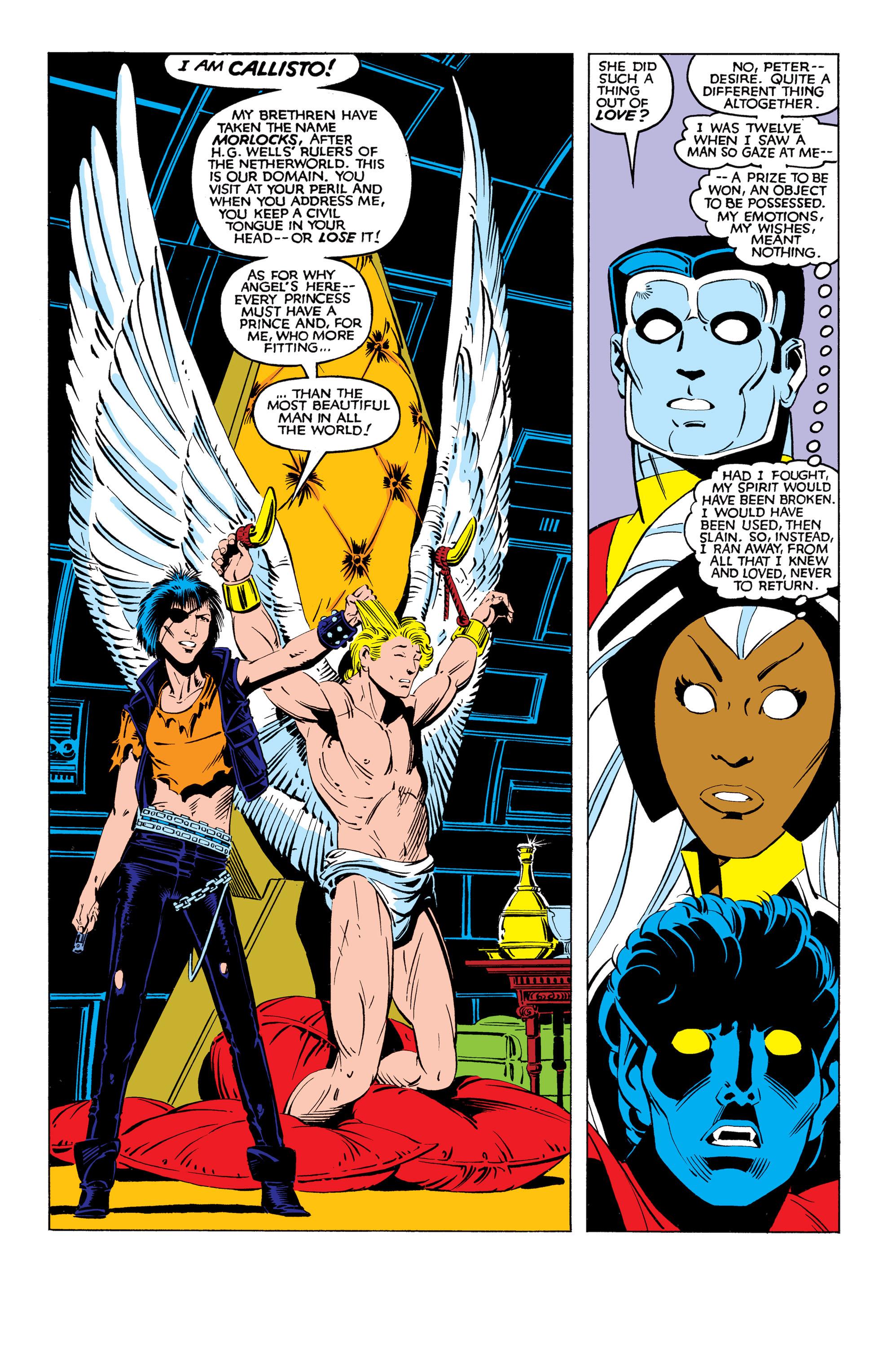 Read online Uncanny X-Men (1963) comic -  Issue #169 - 19