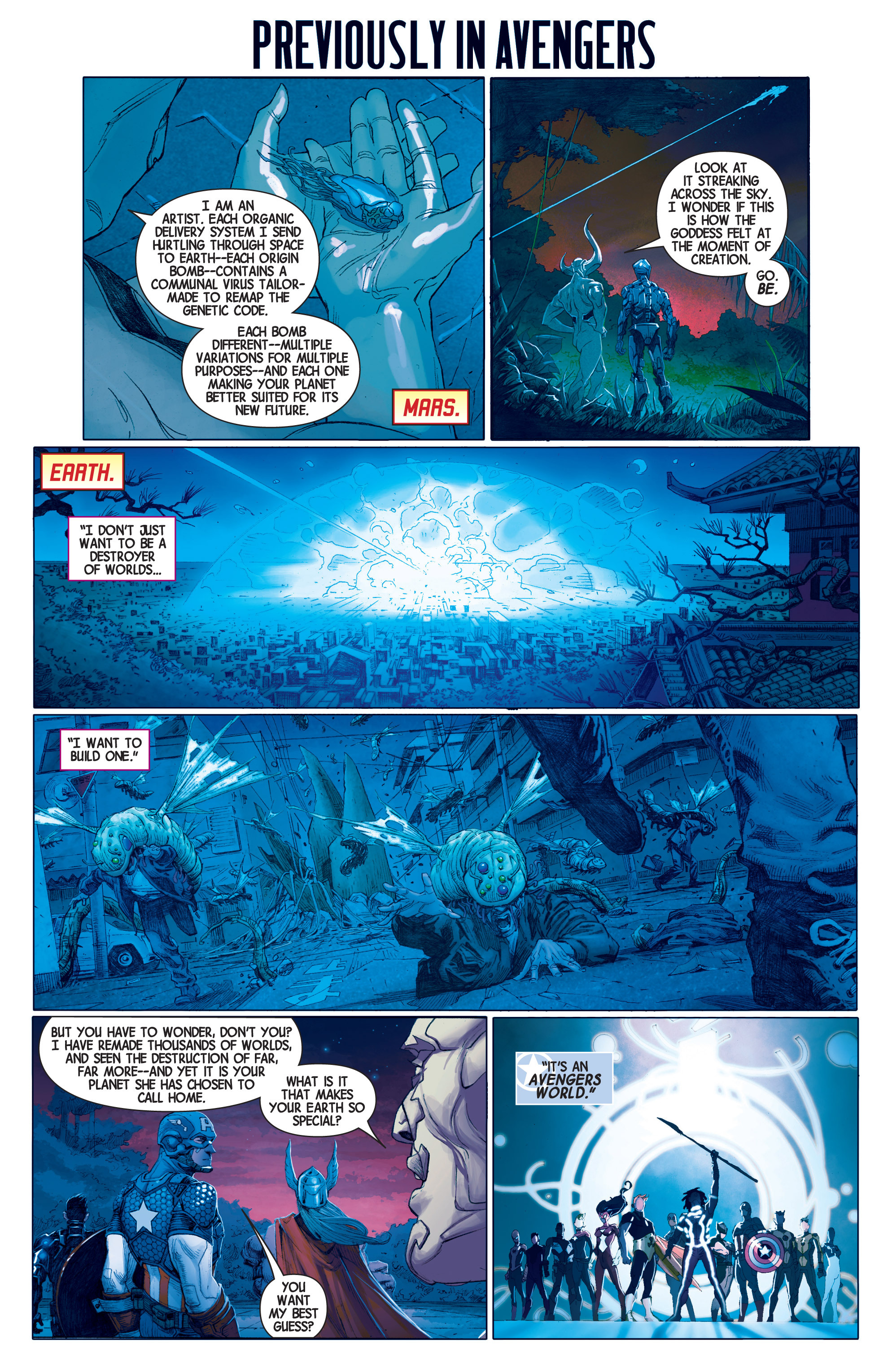 Read online Avengers (2013) comic -  Issue #Avengers (2013) _TPB 1 - 79