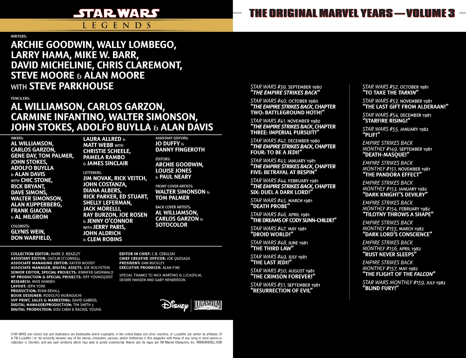 Read online Star Wars Legends: The Original Marvel Years - Epic Collection comic -  Issue # TPB 3 (Part 1) - 4