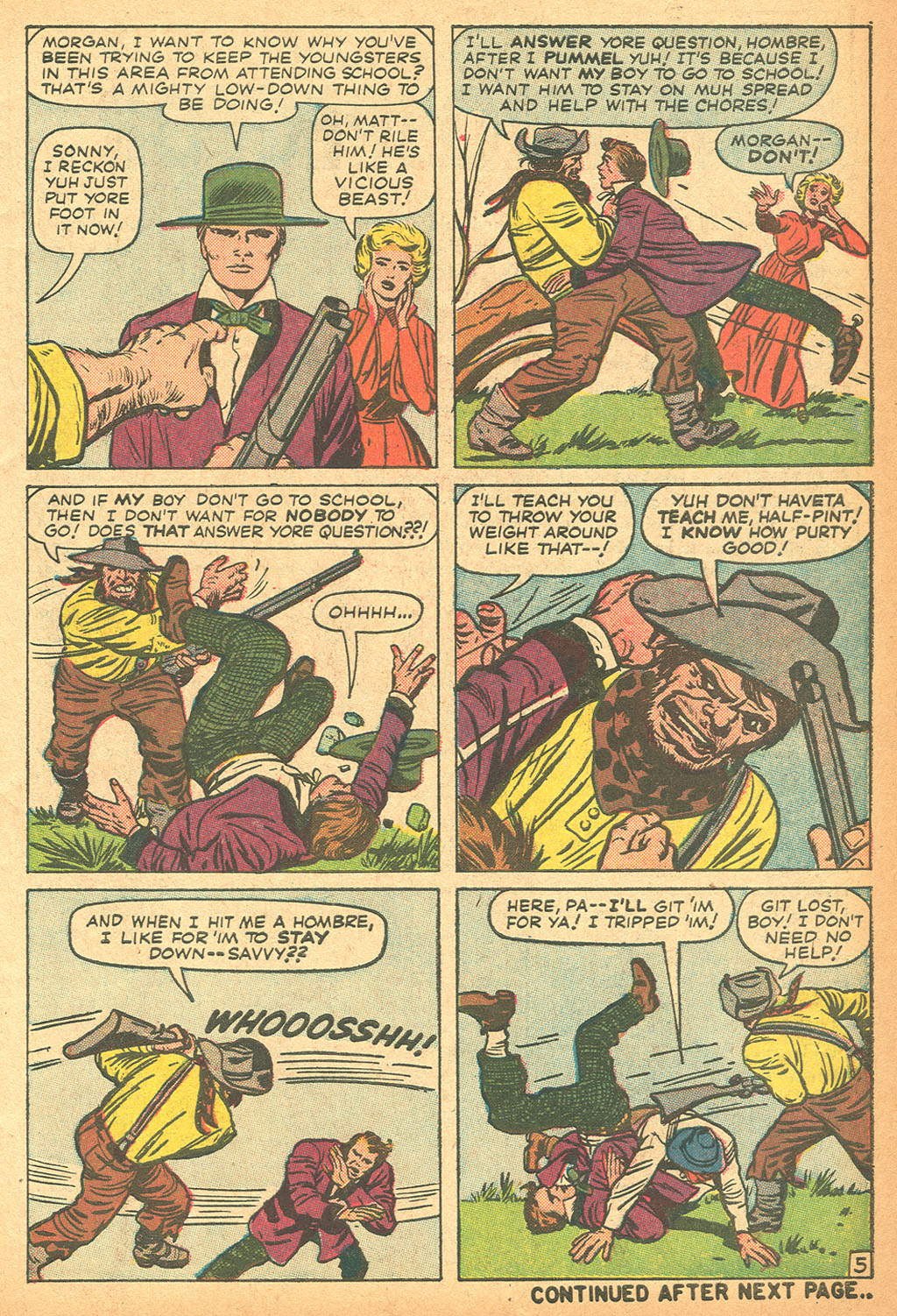Read online Two-Gun Kid comic -  Issue #62 - 7