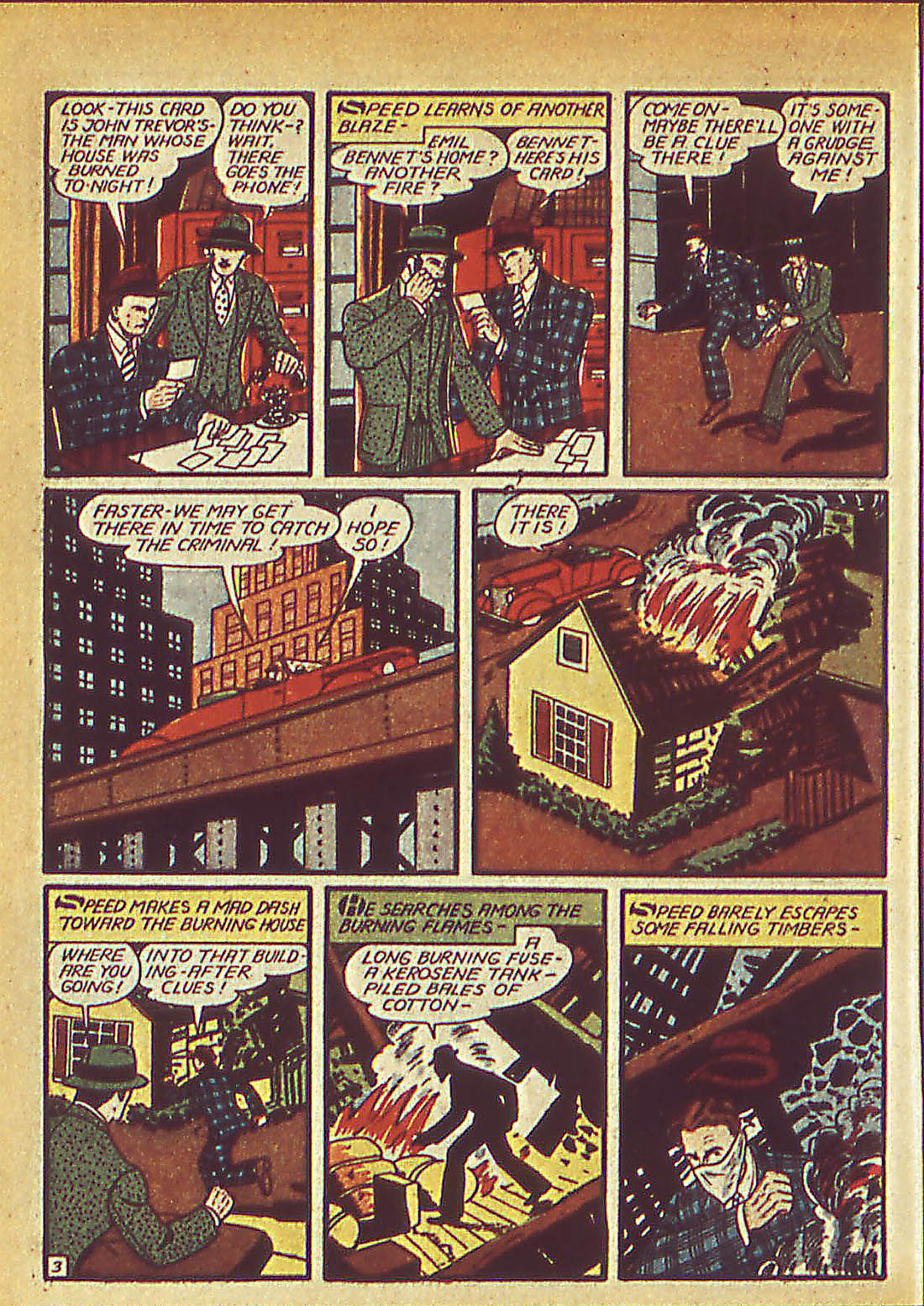 Read online Detective Comics (1937) comic -  Issue #42 - 40