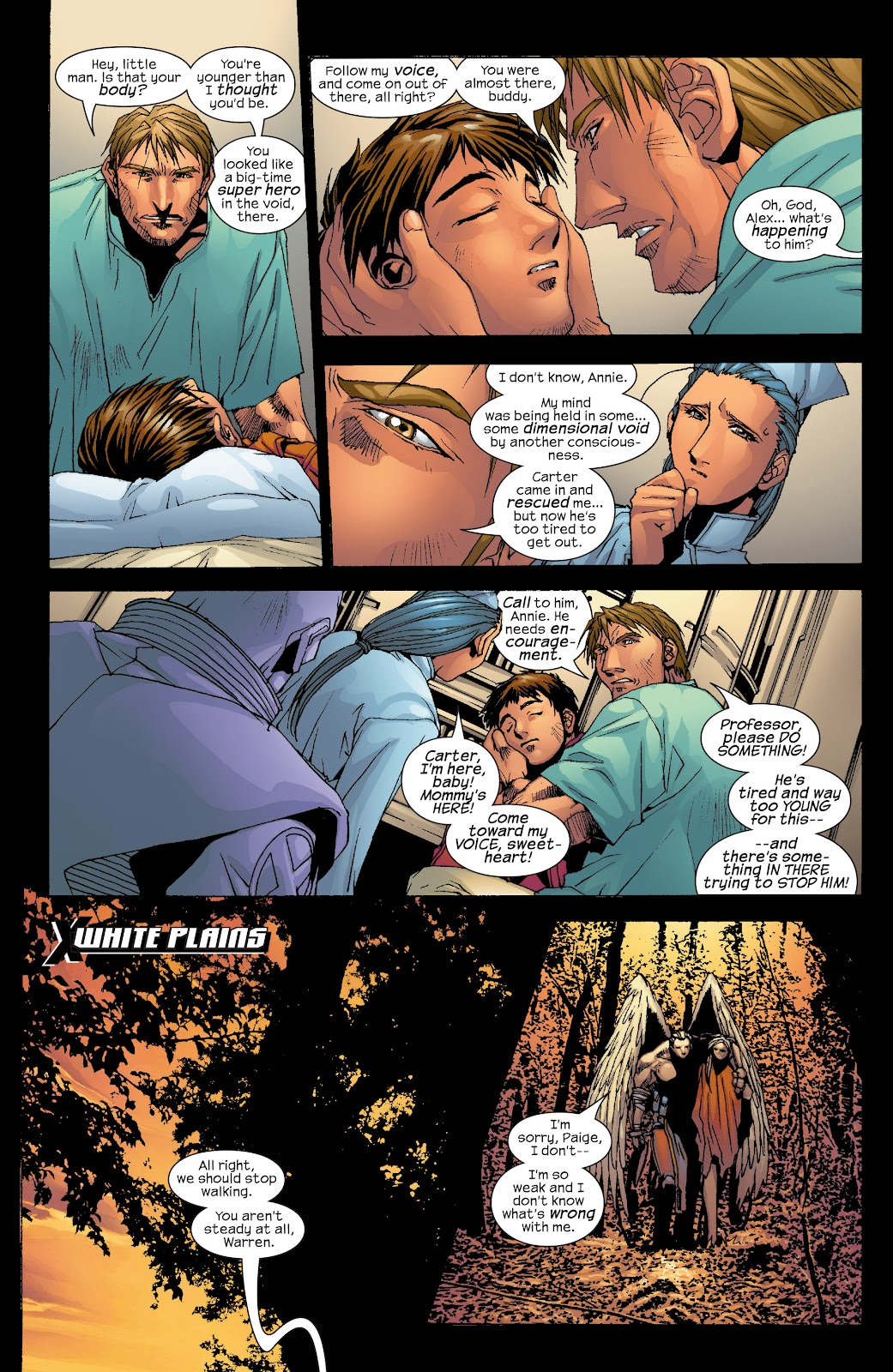 Read online X-Men: Unstoppable comic -  Issue # TPB (Part 3) - 51