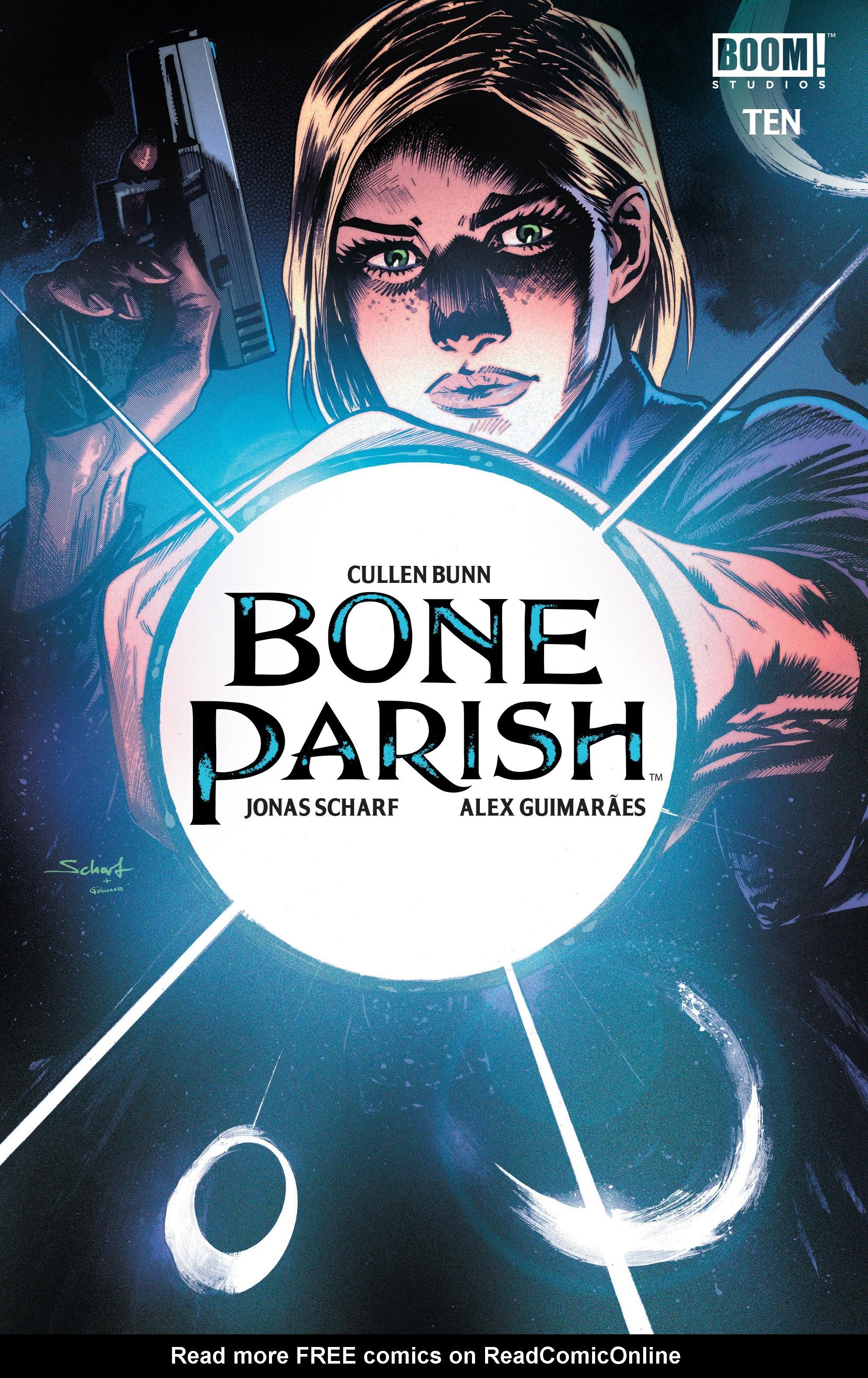 Bone Parish Issue 10