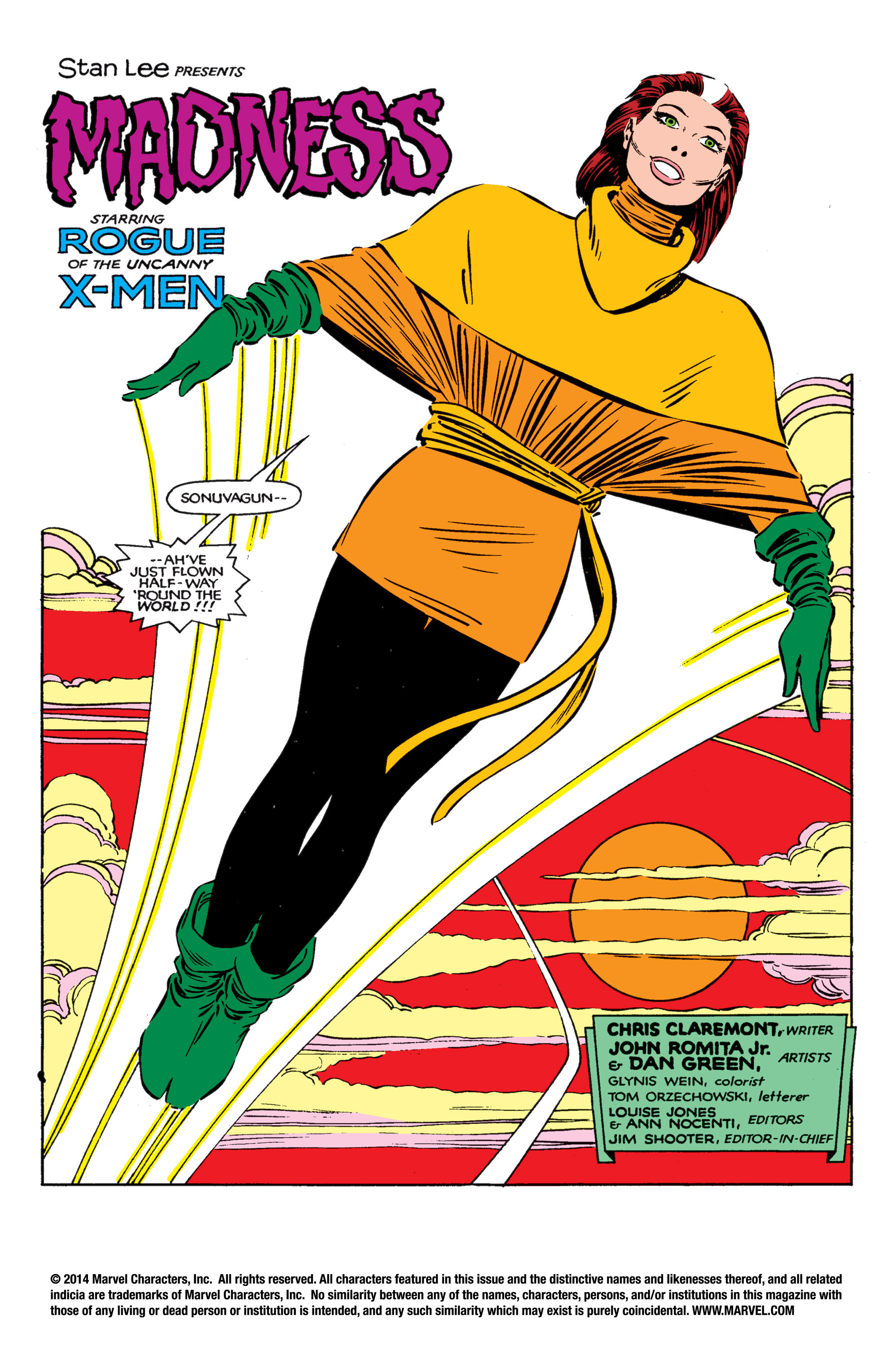 Read online Uncanny X-Men (1963) comic -  Issue #182 - 2