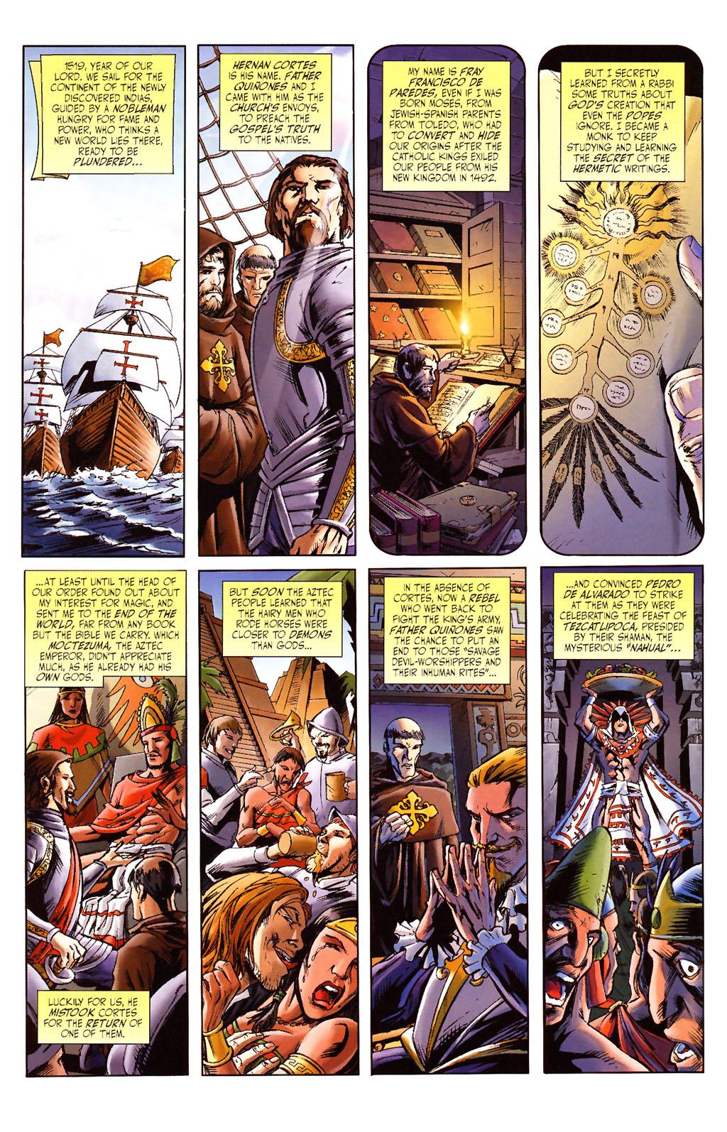 Read online ShadowHawk (2005) comic -  Issue #13 - 5