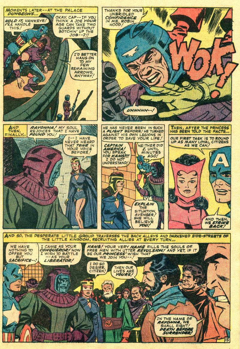 The Avengers (1963) 24 Page 15