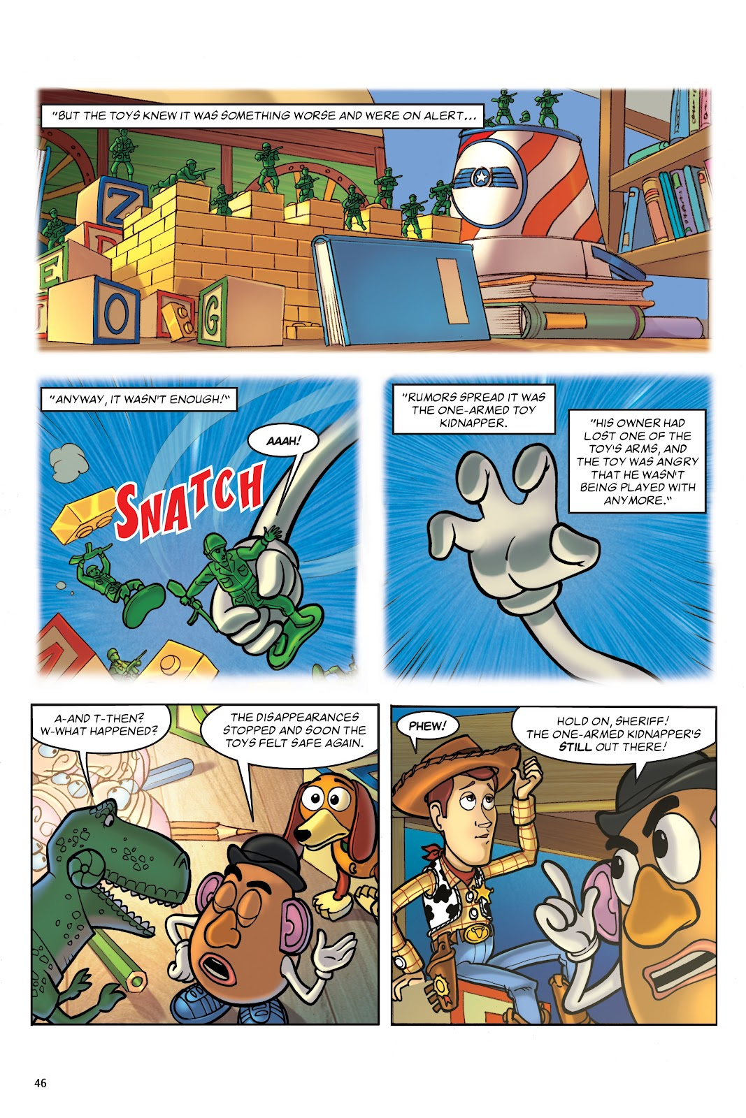 Read online DISNEY·PIXAR Toy Story Adventures comic -  Issue # TPB 1 (Part 1) - 46