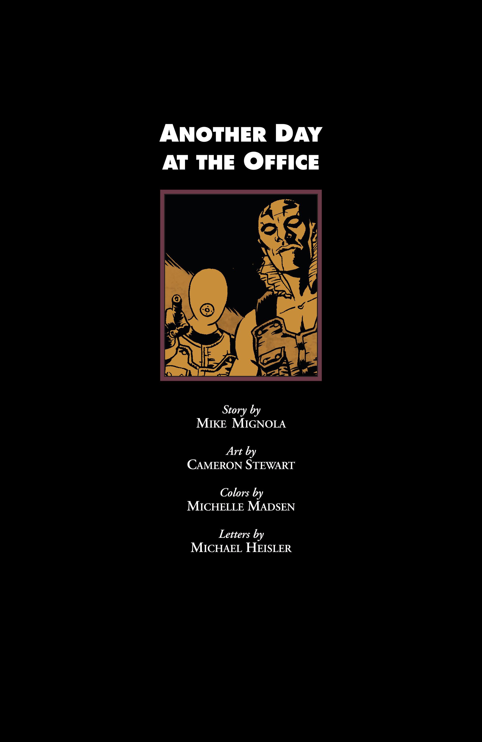 Read online B.P.R.D. (2003) comic -  Issue # TPB 2 - 106