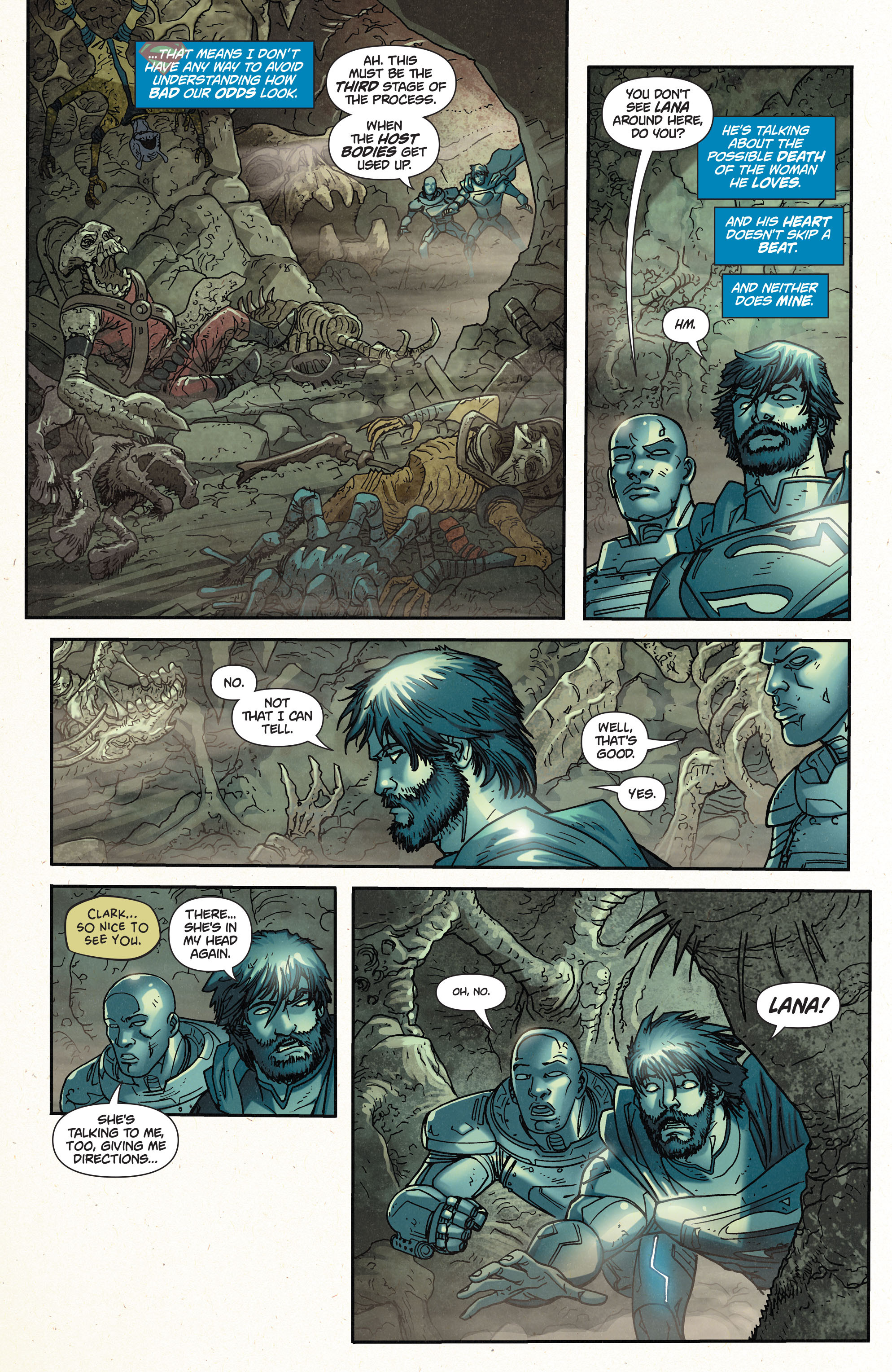 Read online Action Comics (2011) comic -  Issue #39 - 7