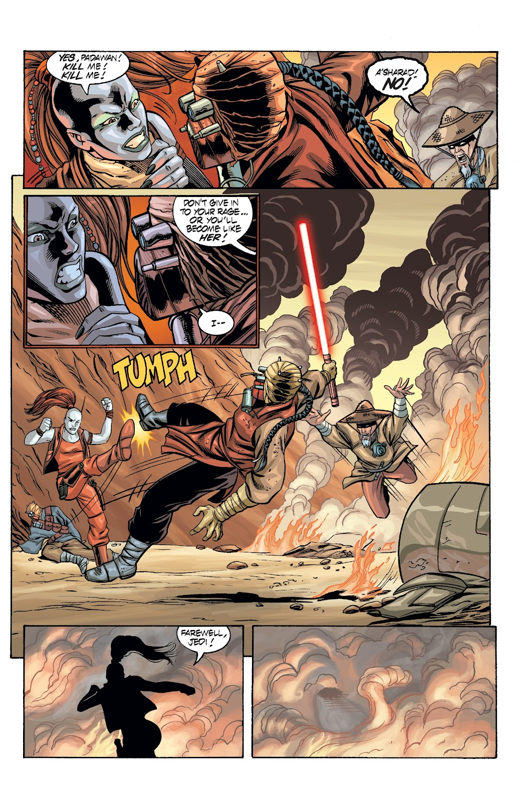 Read online Star Wars Legends Epic Collection: The Menace Revealed comic -  Issue # TPB (Part 3) - 30