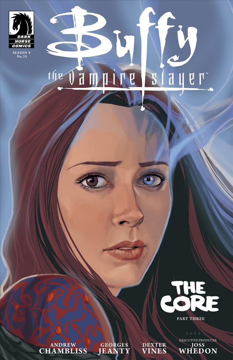 Buffy the Vampire Slayer Season Nine 23 Page 1